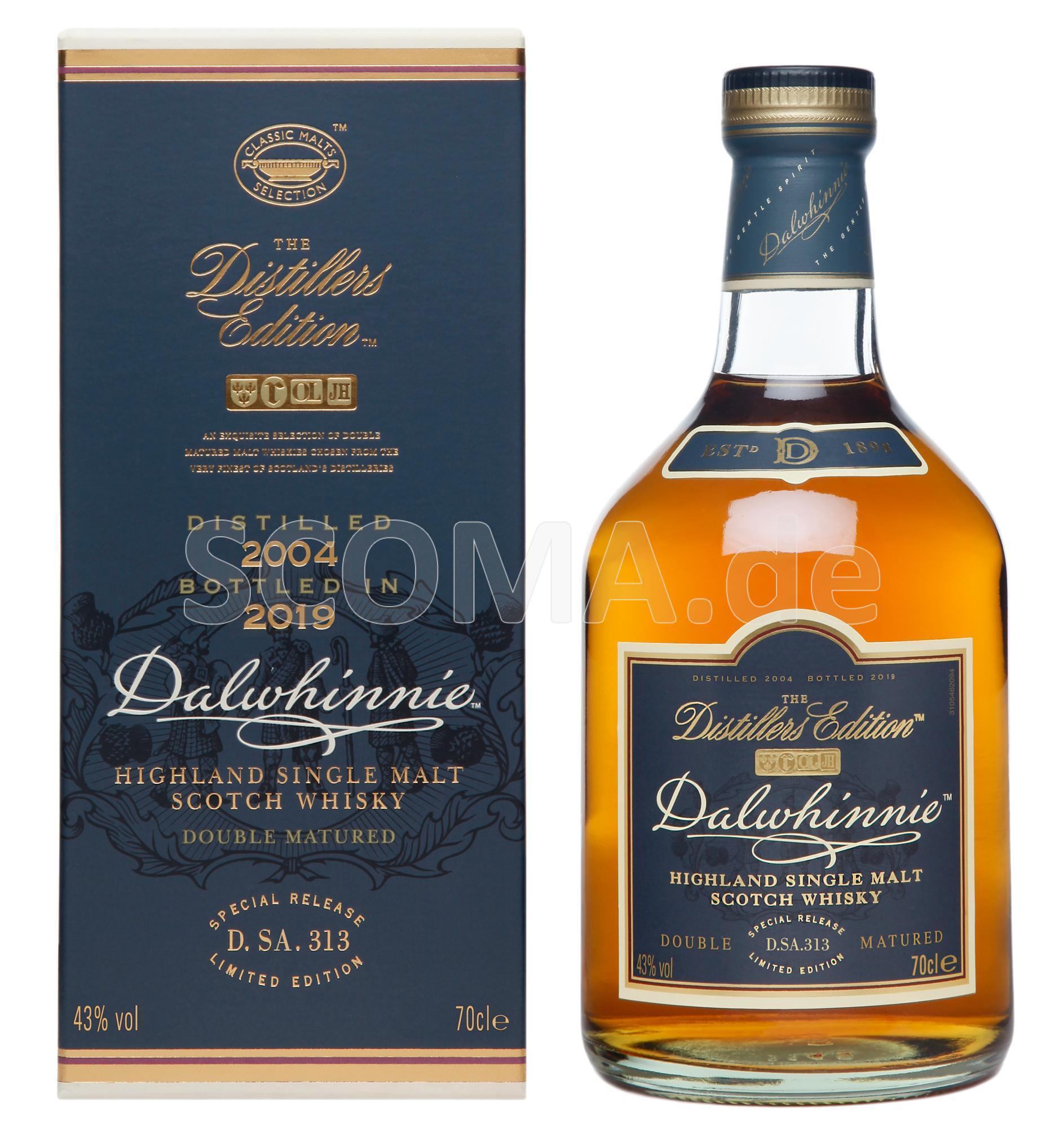Dalwhinnie 2004/2019 Distiller...