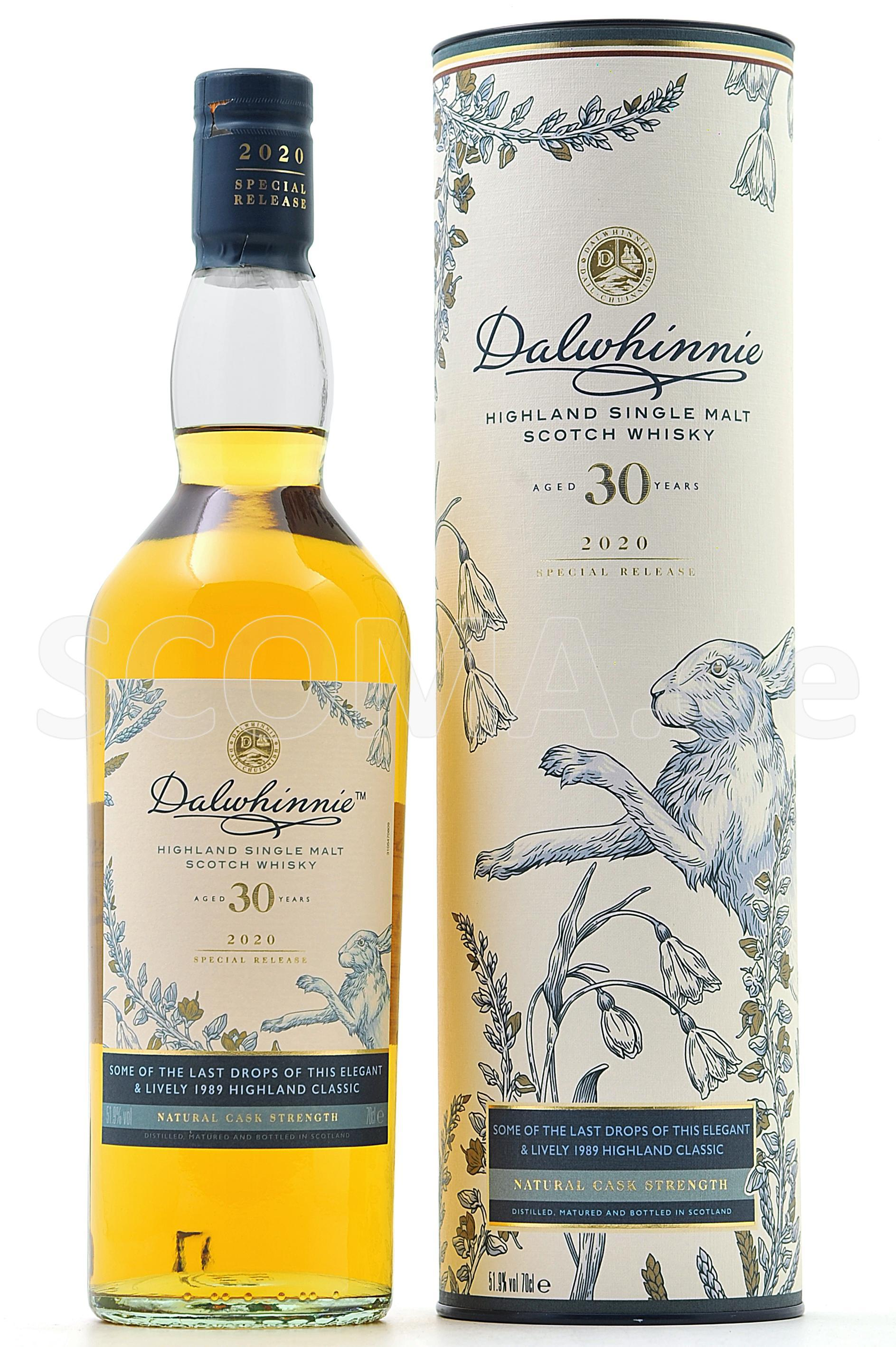 Dalwhinnie 30 years