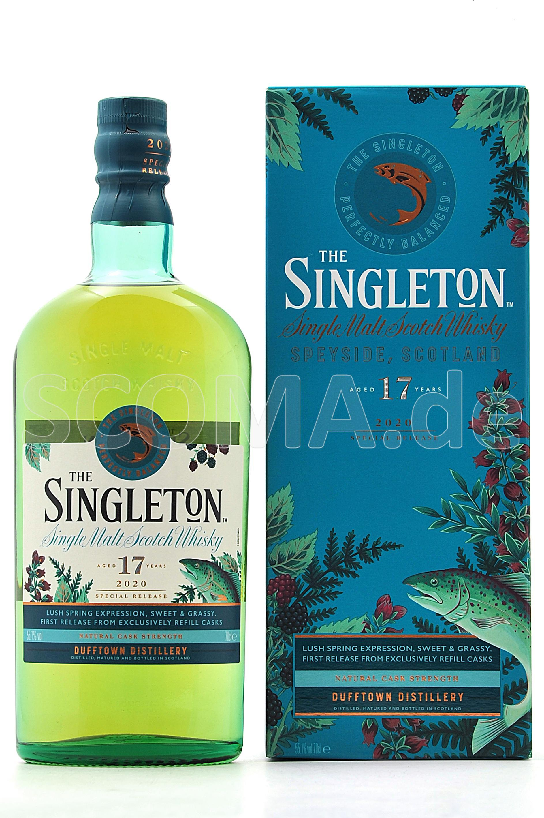 Singleton of Dufftown 17 Jahre...