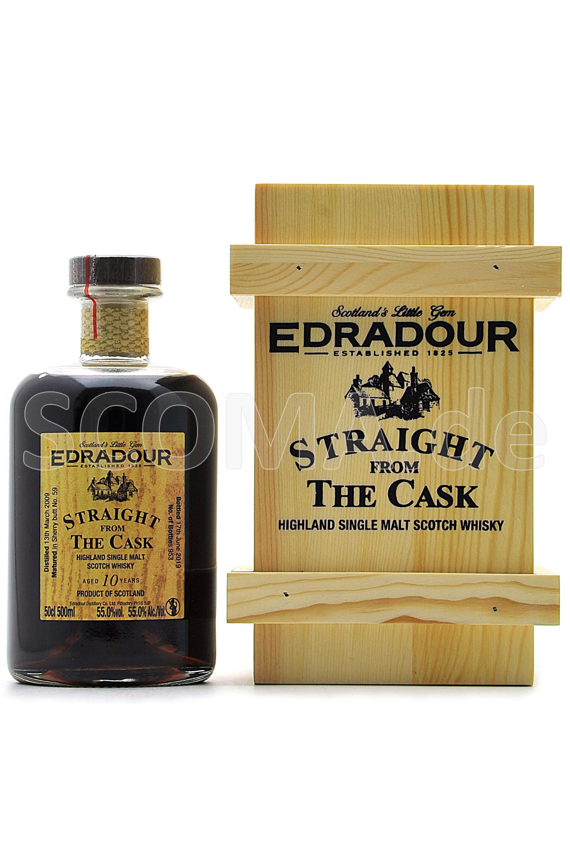 Edradour 2009/2019 10 years
