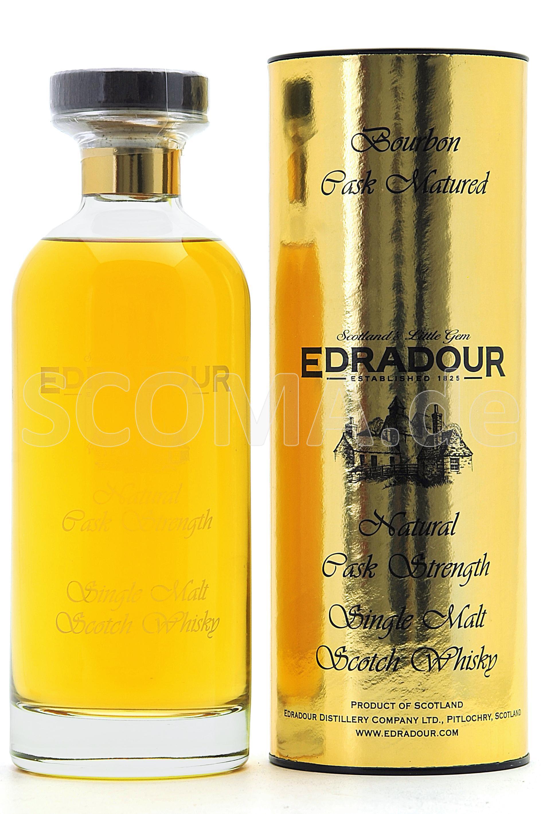 Edradour 2008/2020 Bourbon Cas...