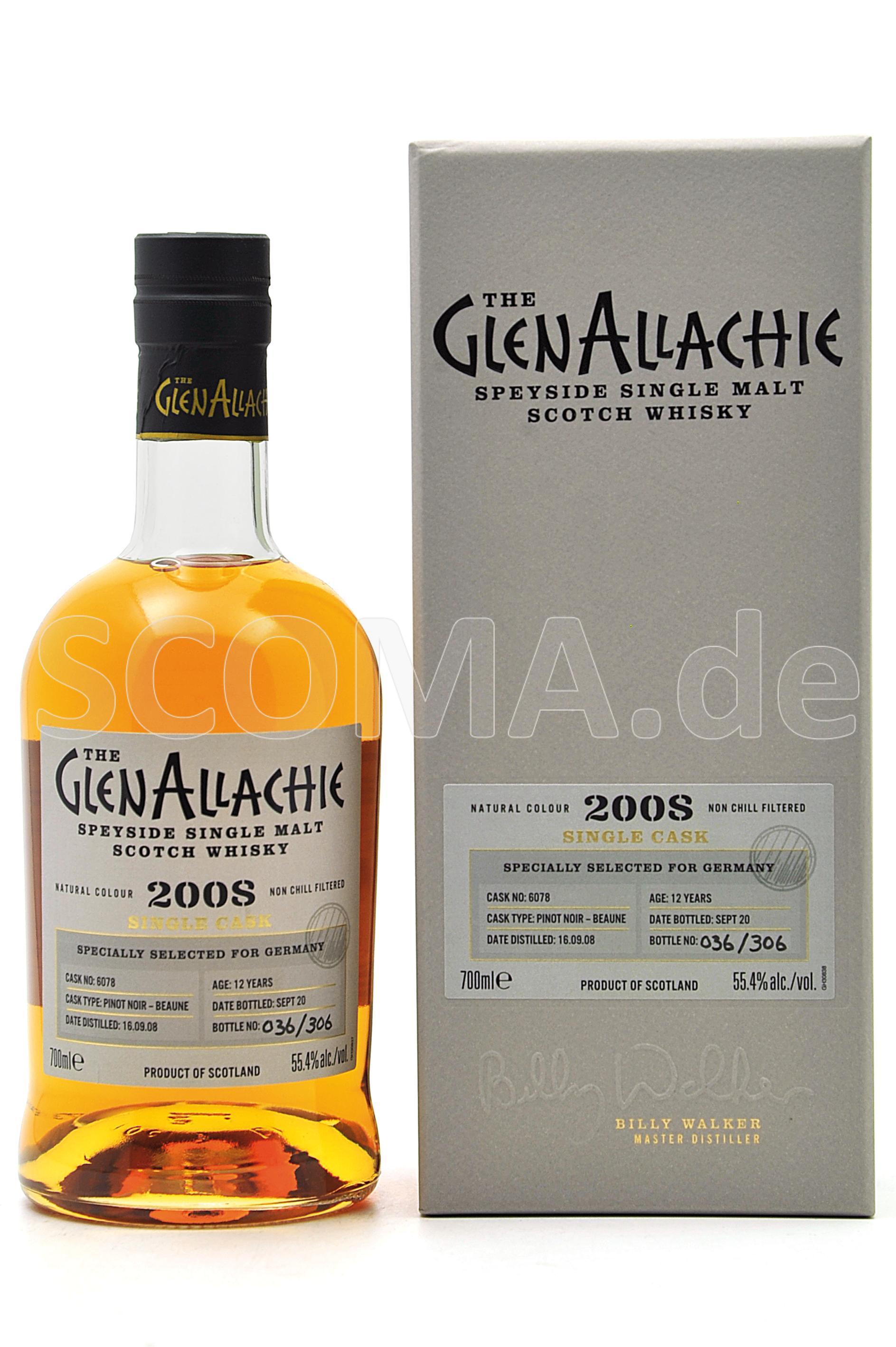 GlenAllachie 2008/2020 12 Jahr...