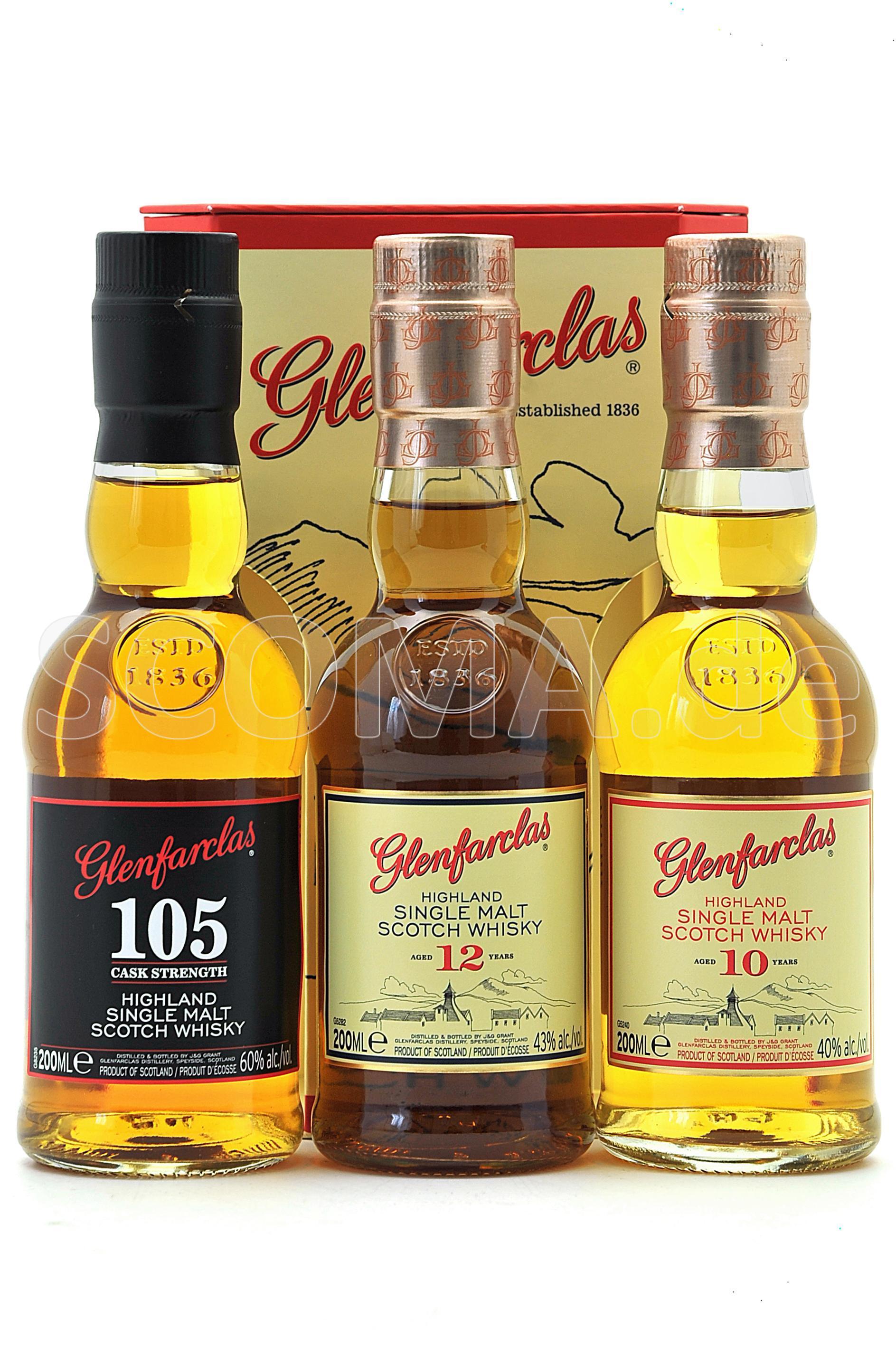 Glenfarclas Triplepack