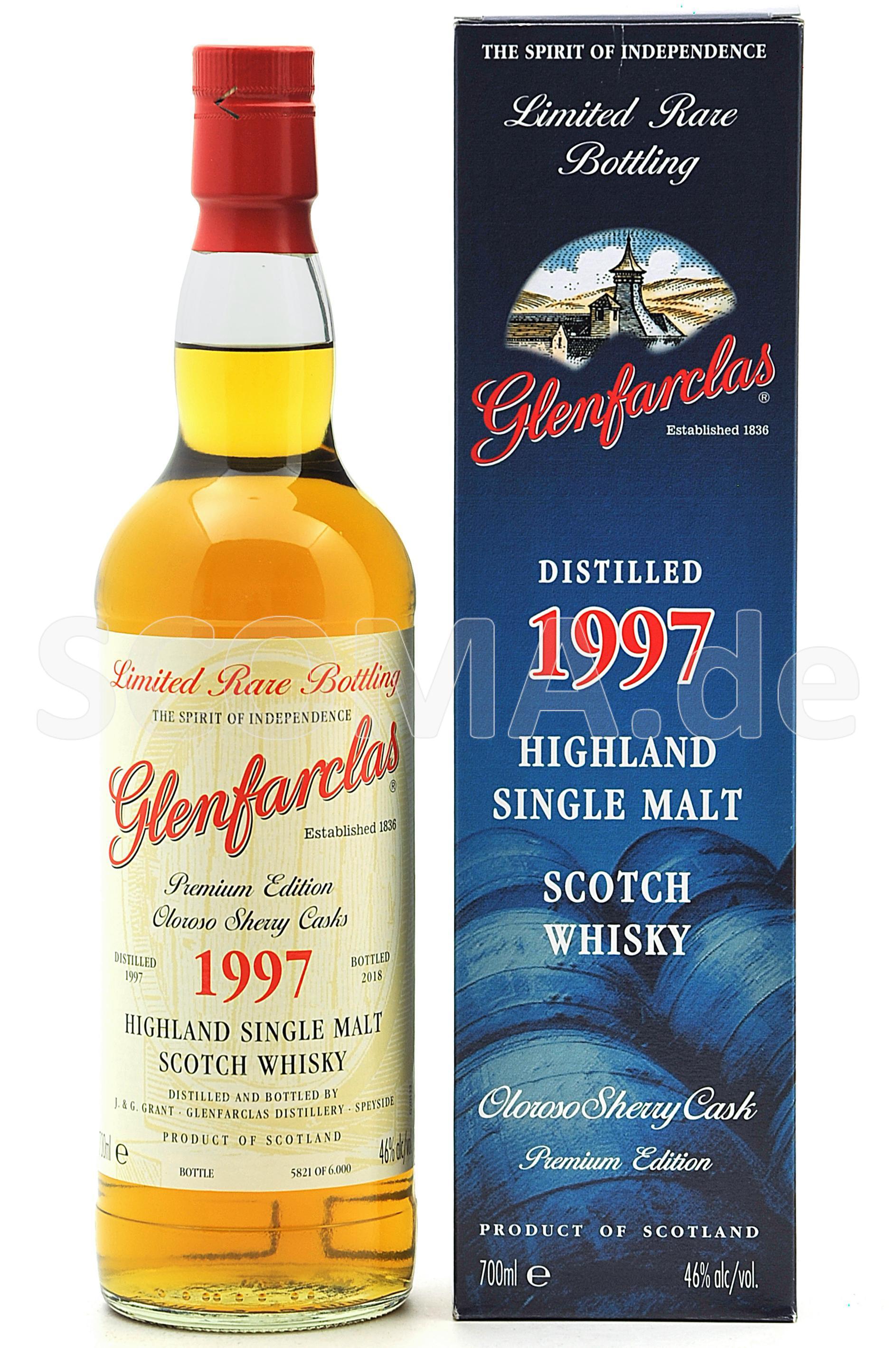 Glenfarclas Premium Edition 19...