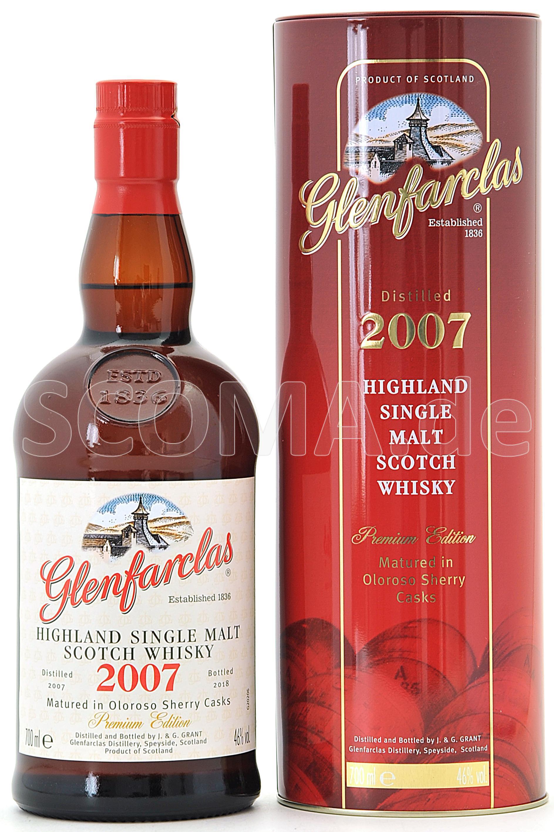 Glenfarclas 2006/2018 Sherry C...
