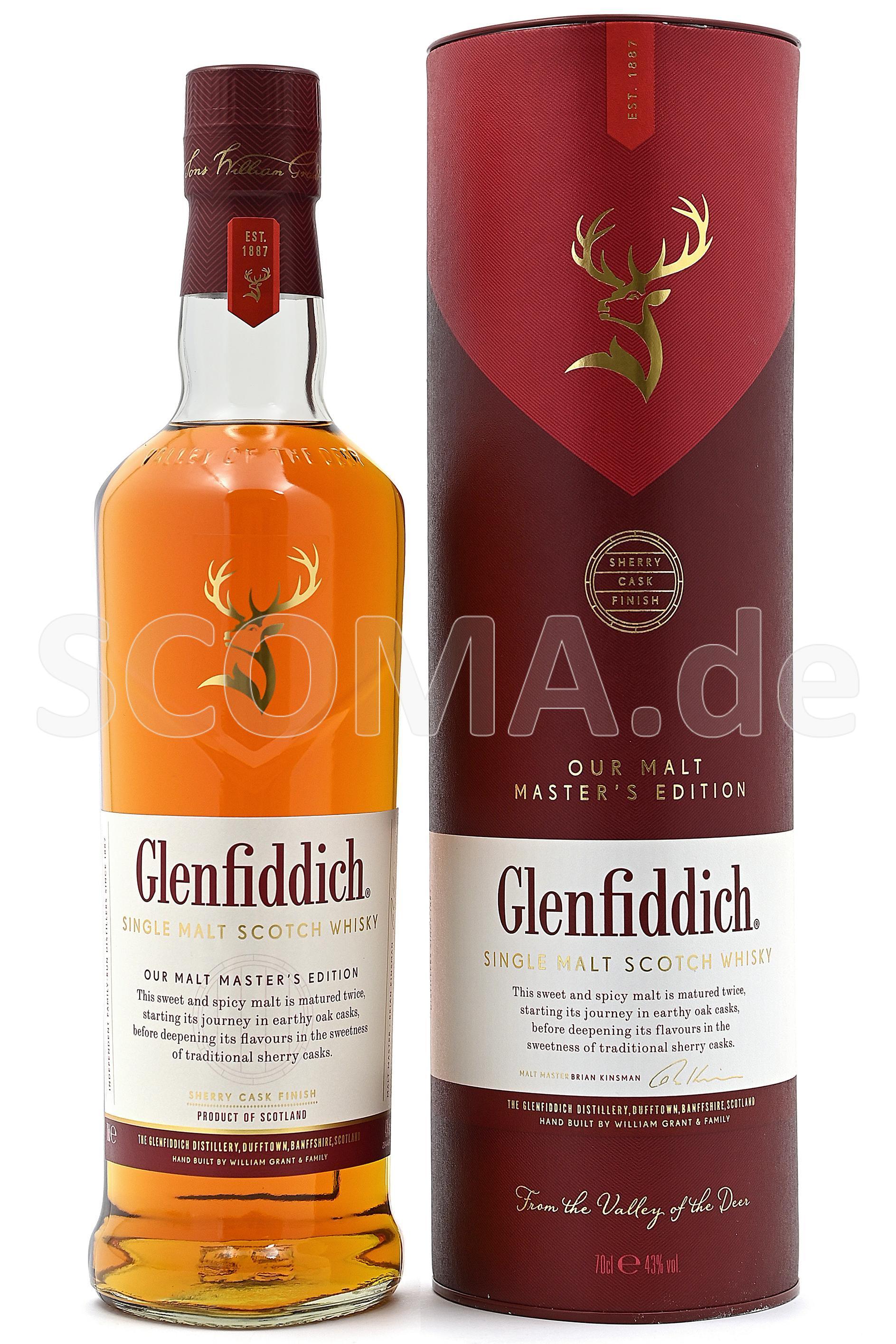 Glenfiddich Malt Master's Edit...