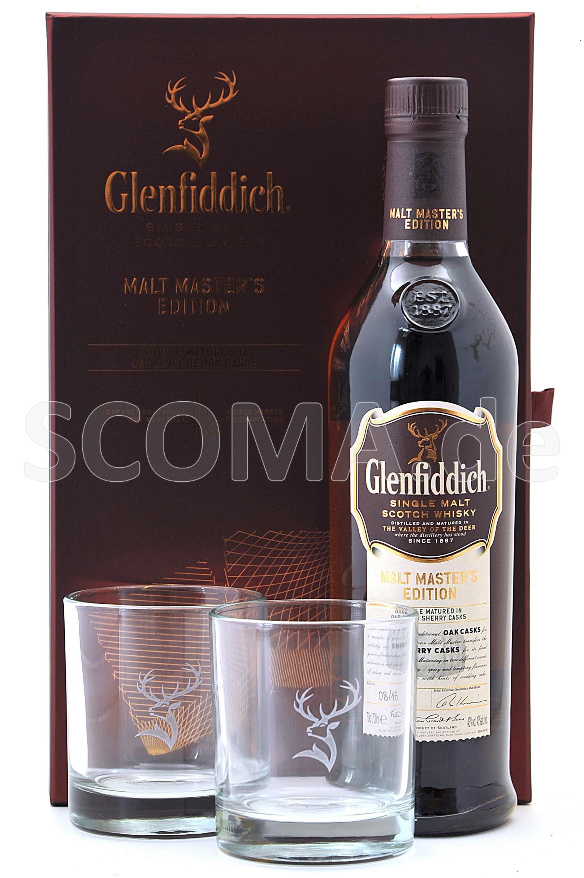 Glenfiddich Master's Reserve m...