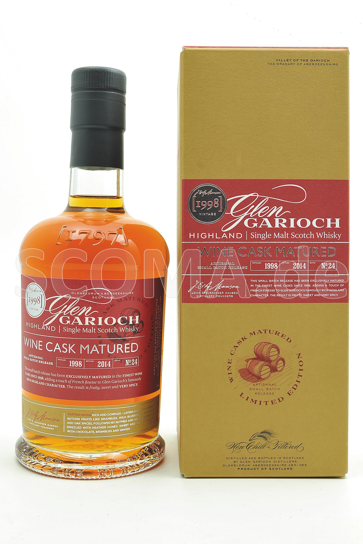 Glen Garioch 1998/2014 Wine Ca...