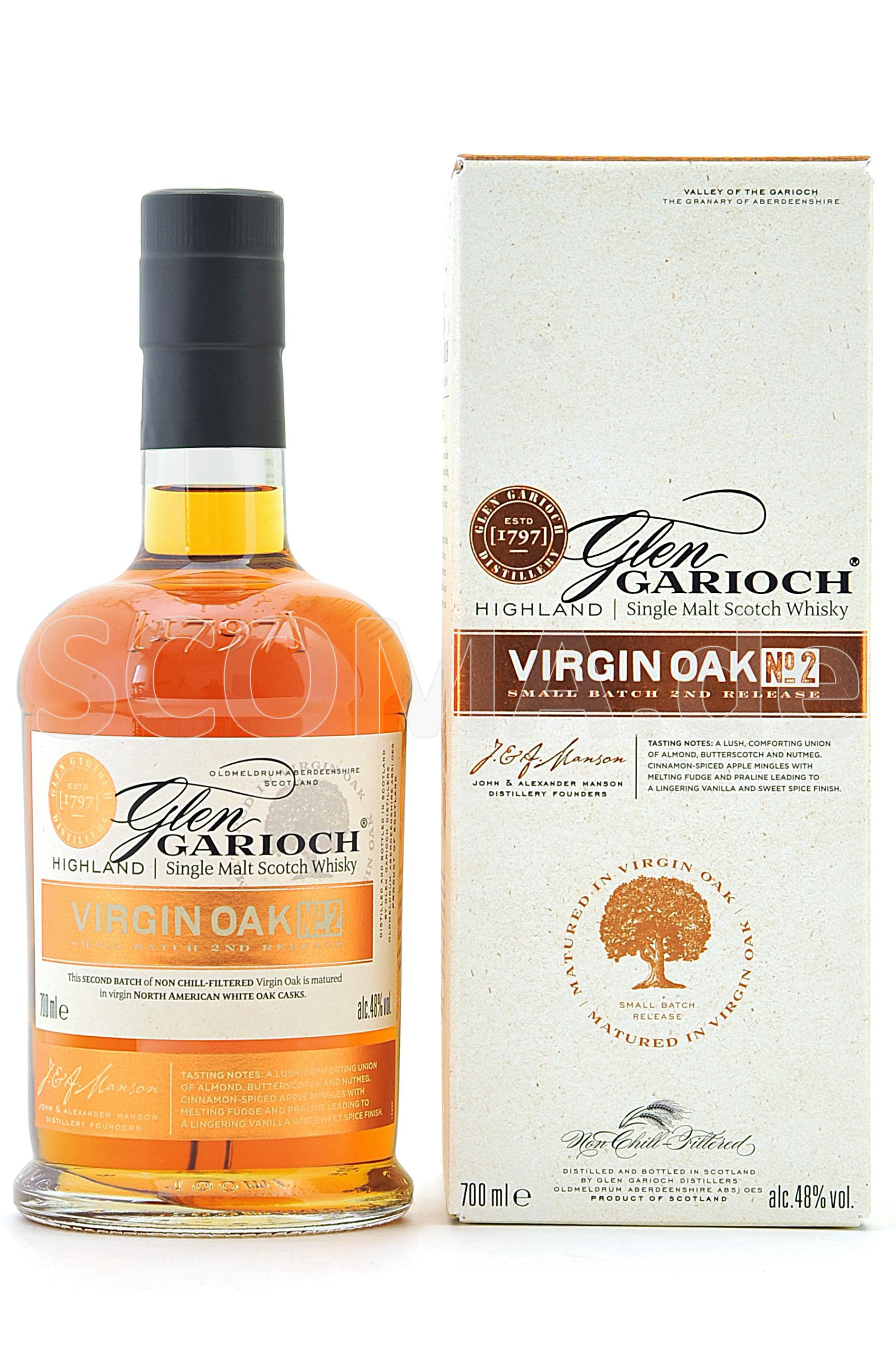 Glen Garioch Virgin Oak Batch ...