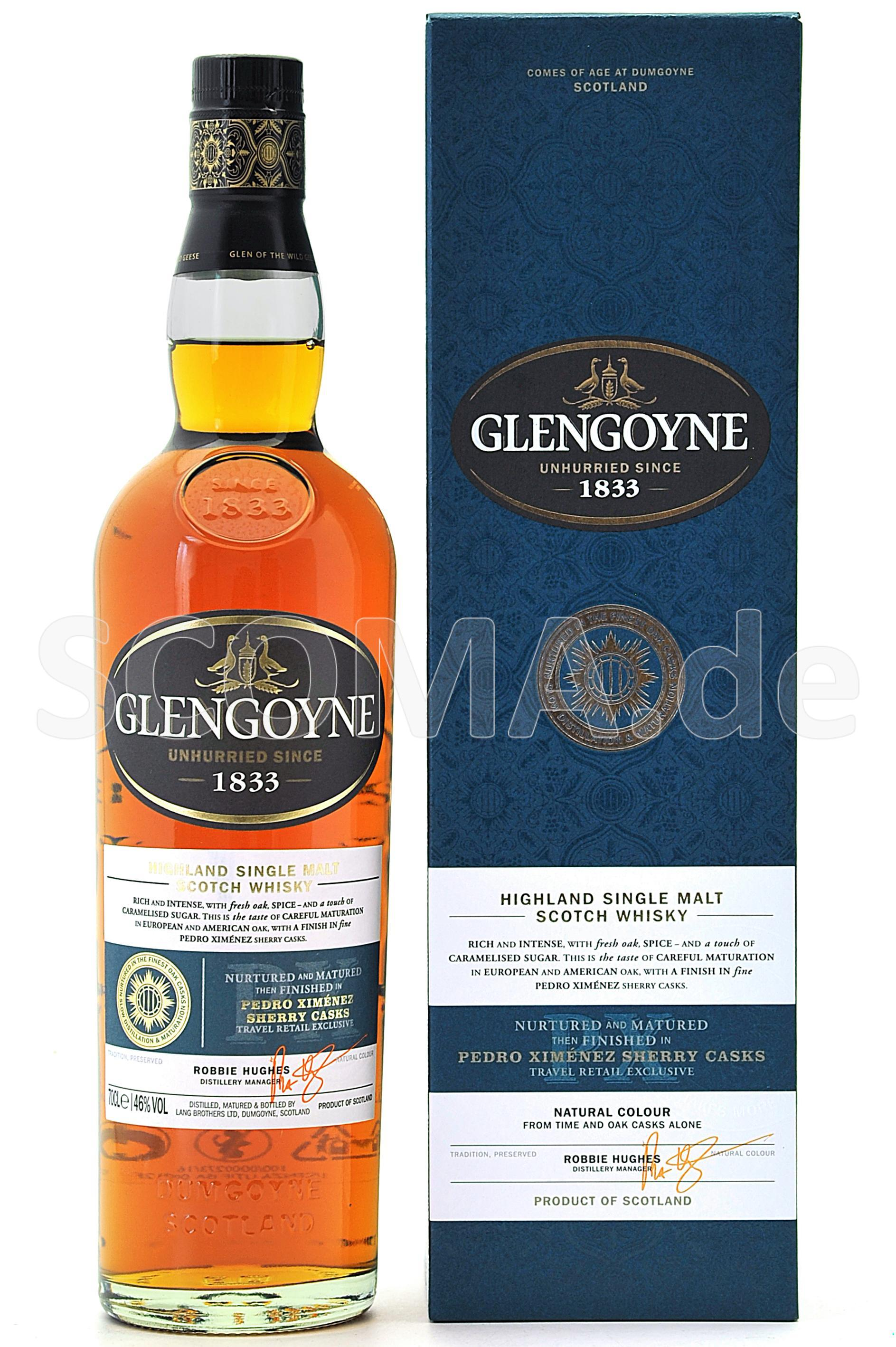 Glengoyne Pedro Ximenez Cask F...