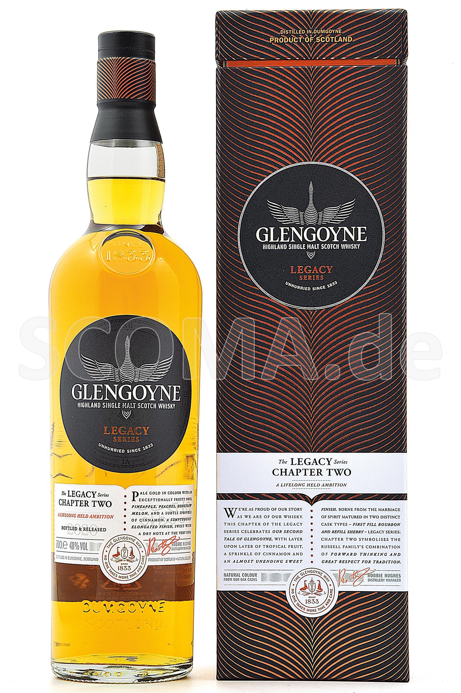Glengoyne Legacy Chapter One 2...