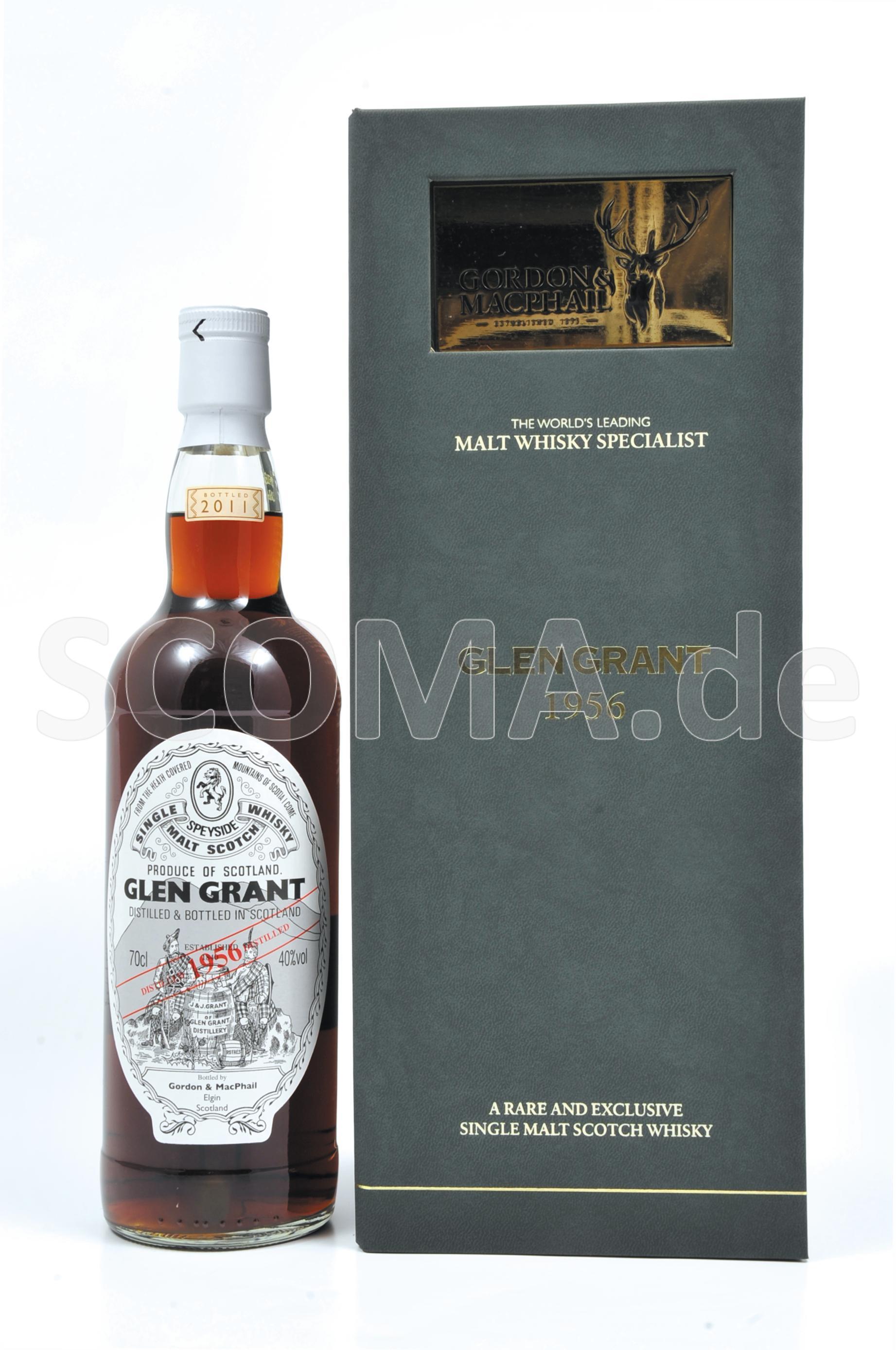 Glen Grant 1956/2011