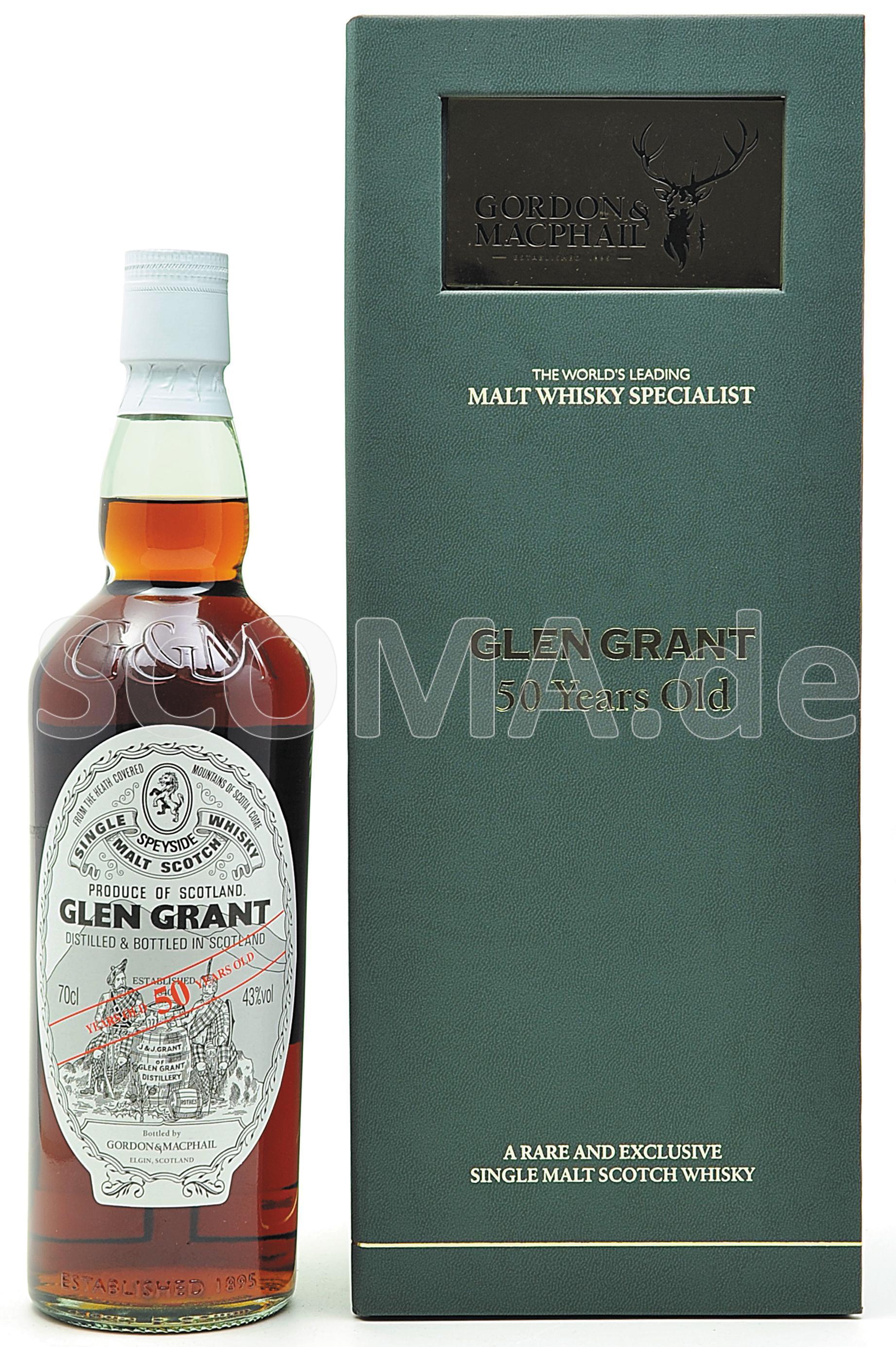 Glen Grant 50 years