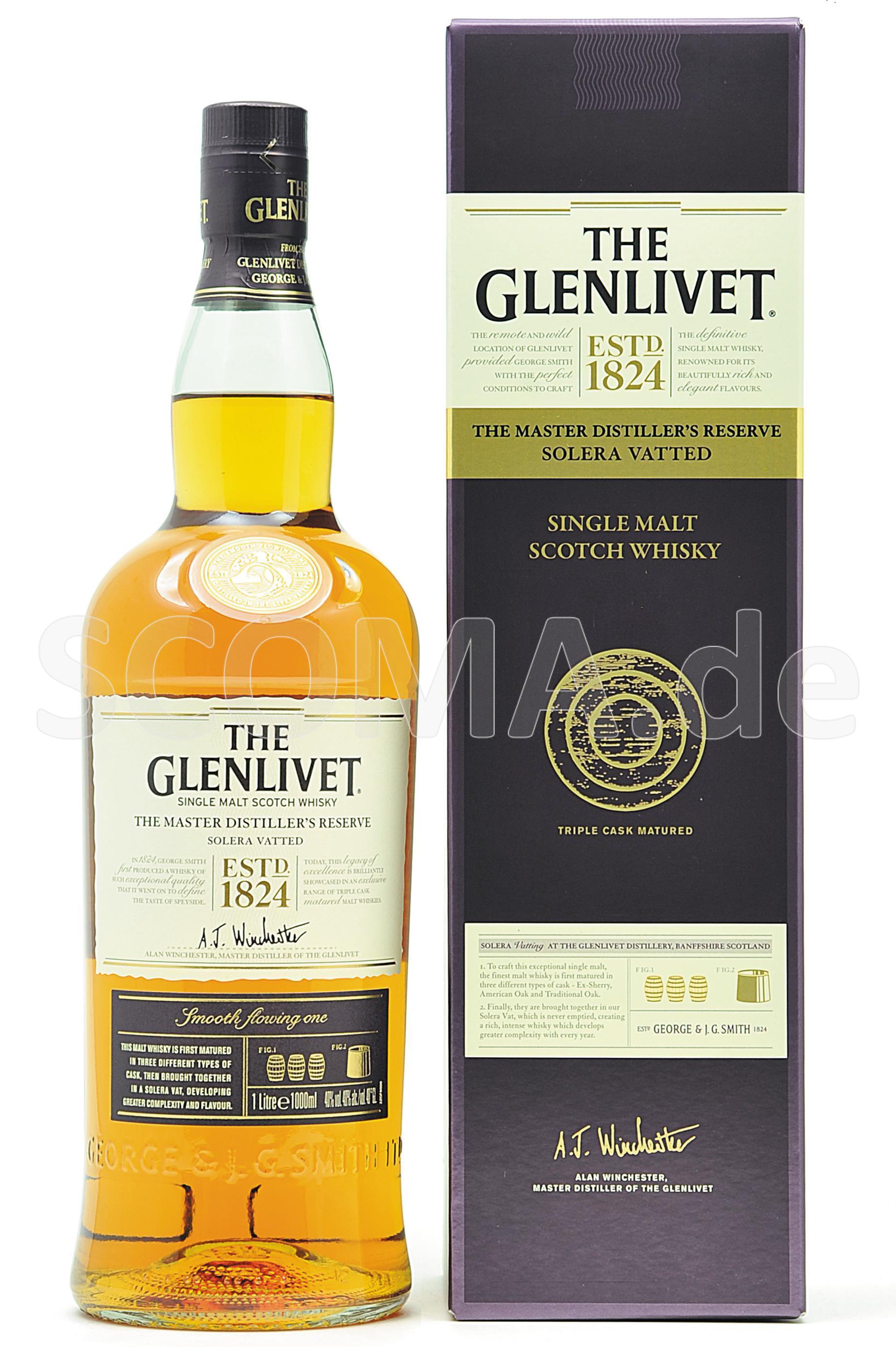 Glenlivet Master Distiller's R...