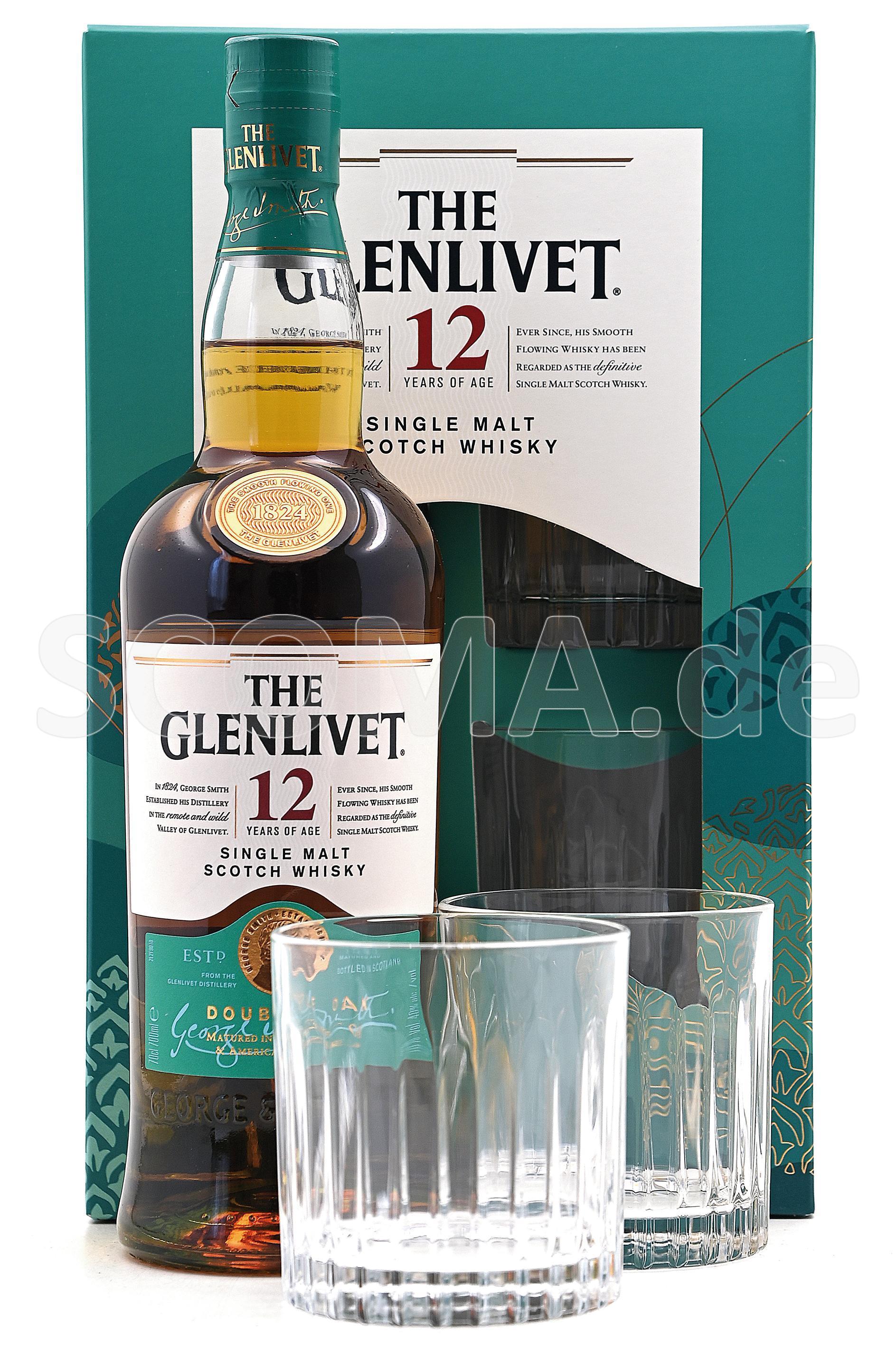 Glenlivet 12 years Double oak ...