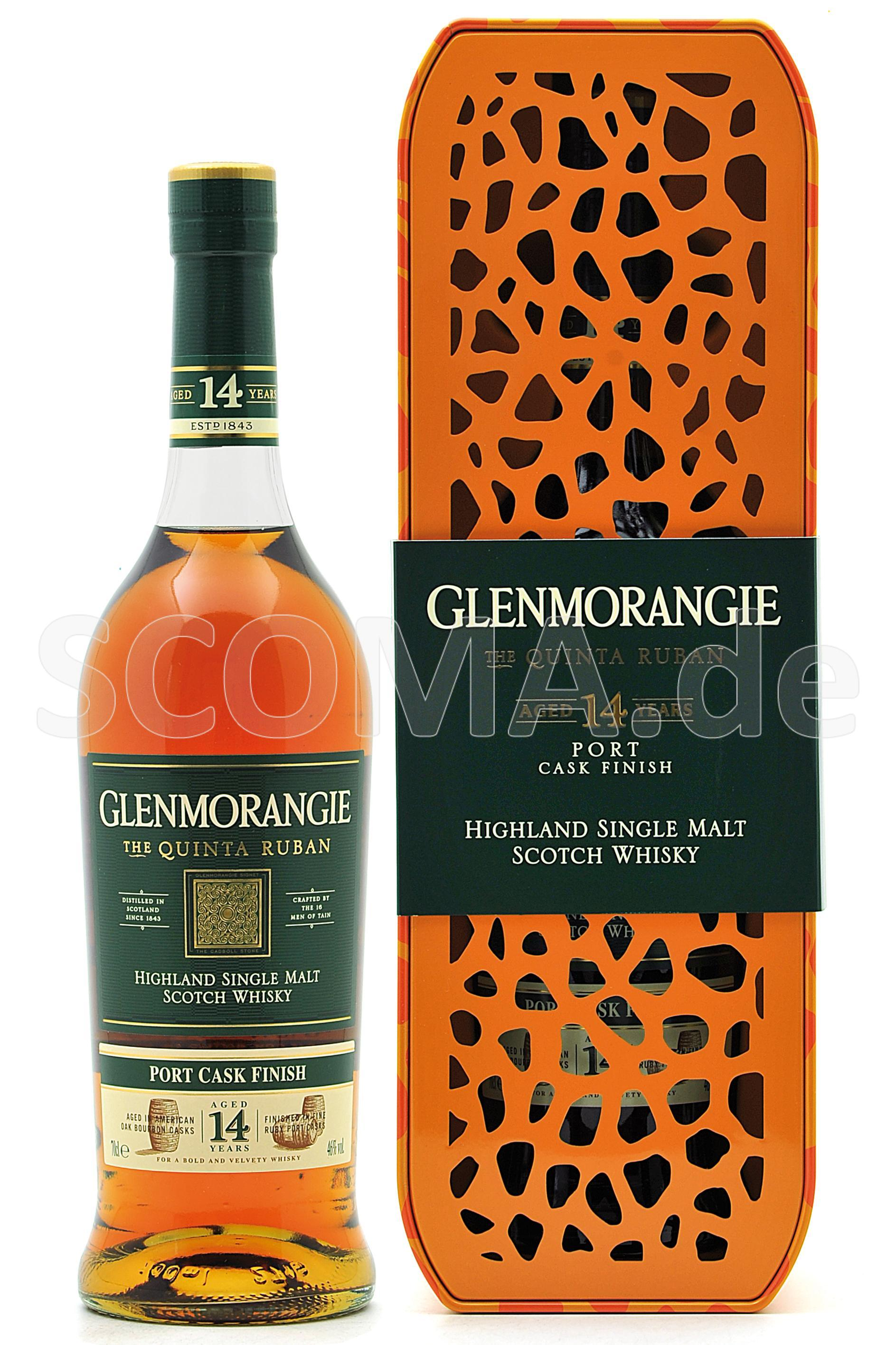 Glenmorangie Quinta Ruban 14 J...