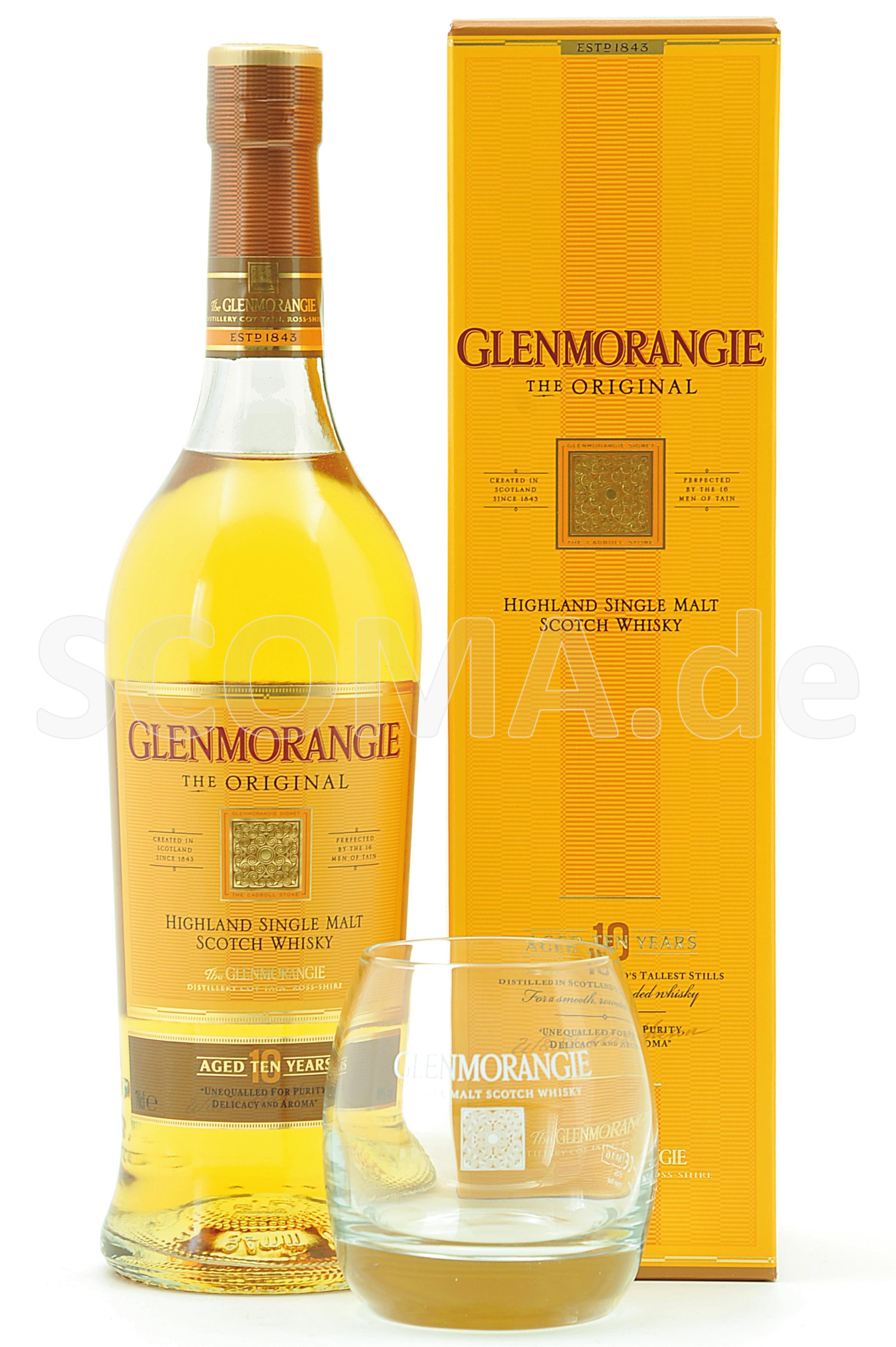 Glenmorangie 10 Jahre Original...