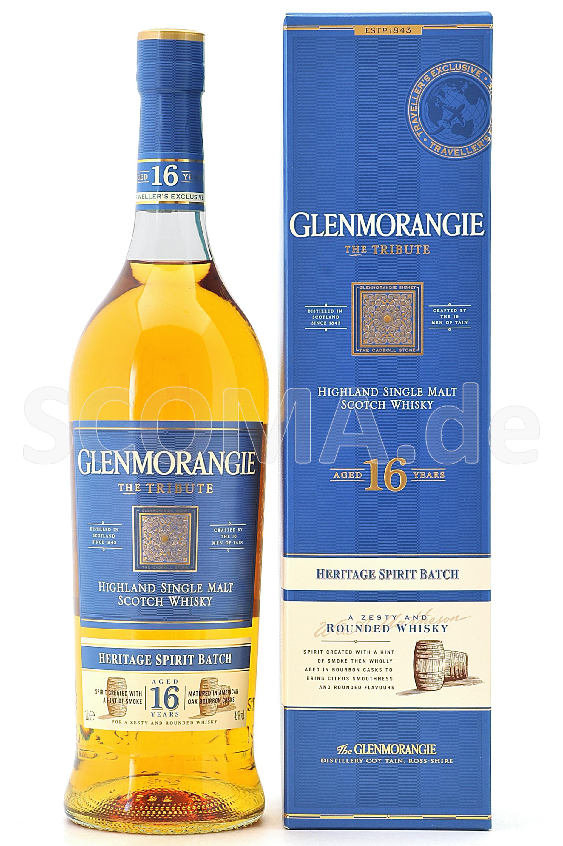 Glenmorangie 16 Jahre The Trib...