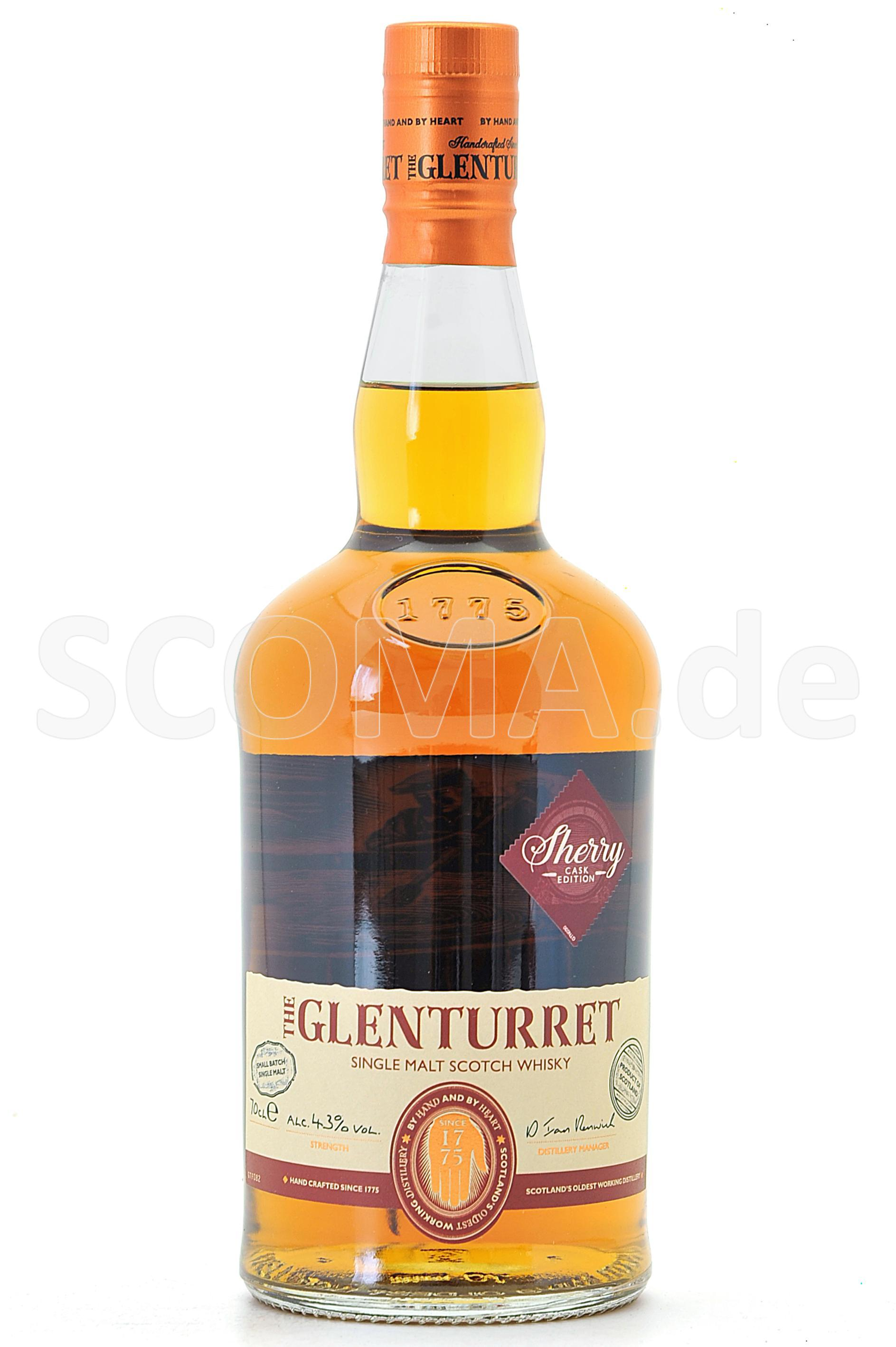 Glenturret Sherry Cask