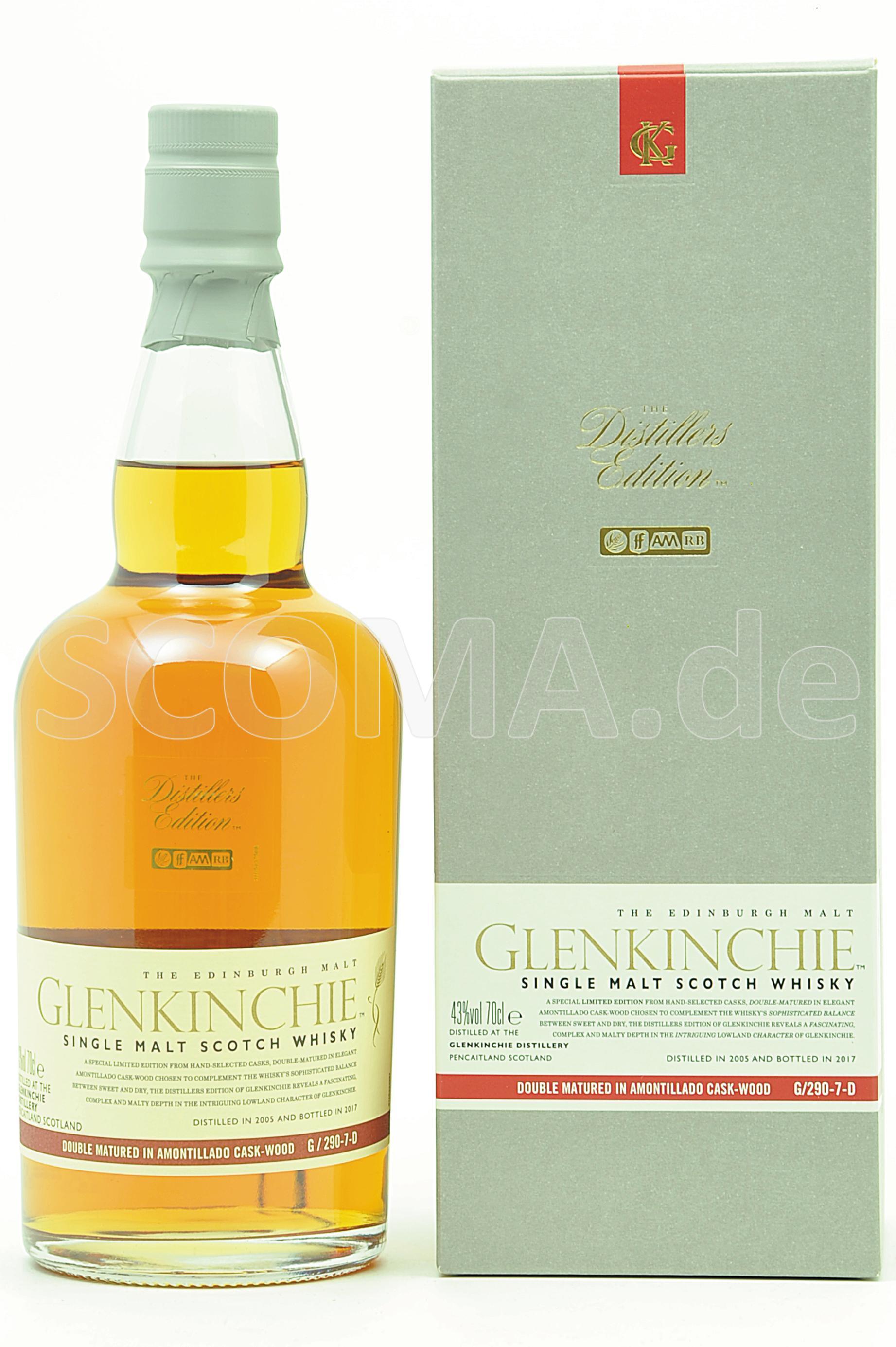 Glenkinchie 2005/2017 Distille...