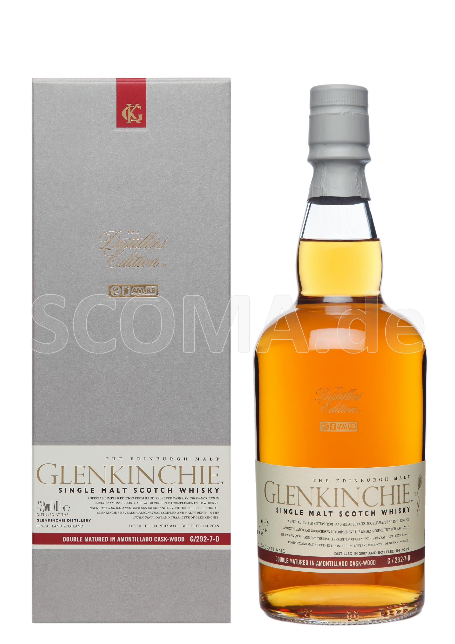Glenkinchie 2007/2019 Distille...
