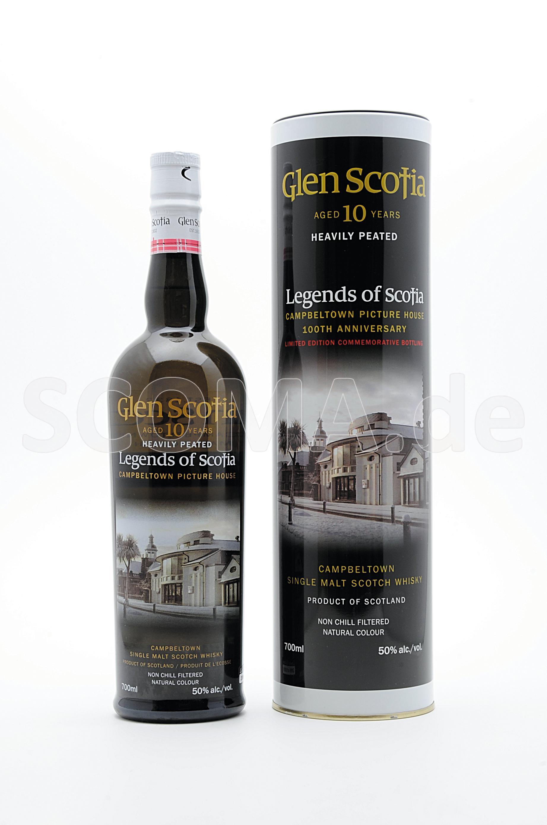 Glen Scotia 10 Jahre Picture H...