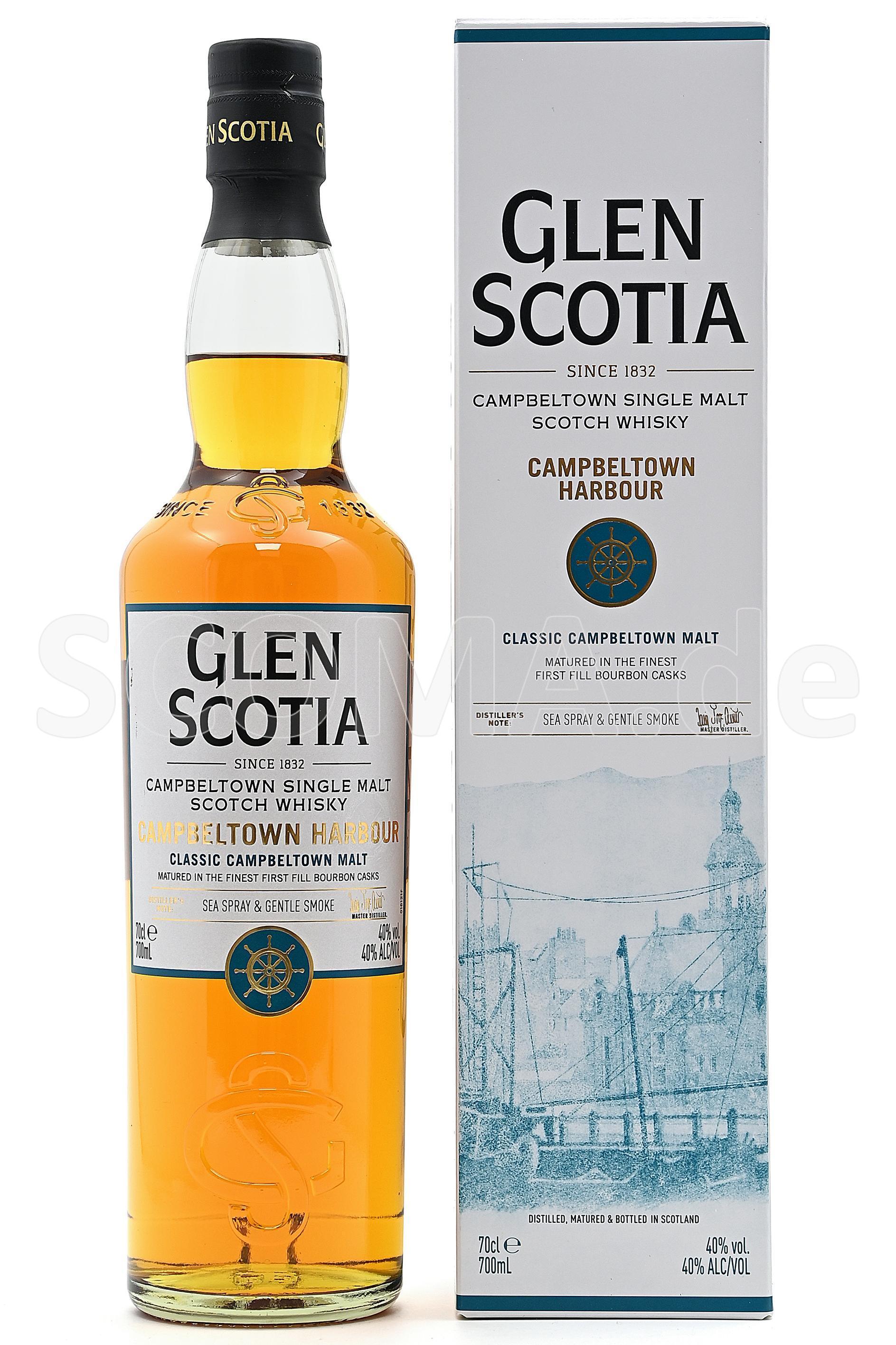 Glen Scotia Campbeltown Harbou...
