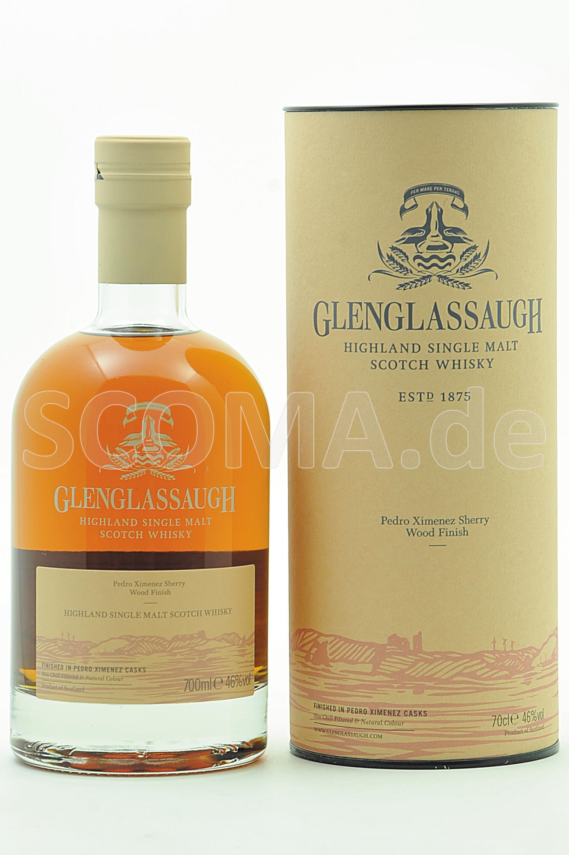 Glenglassaugh Pedro Ximenez Ca...