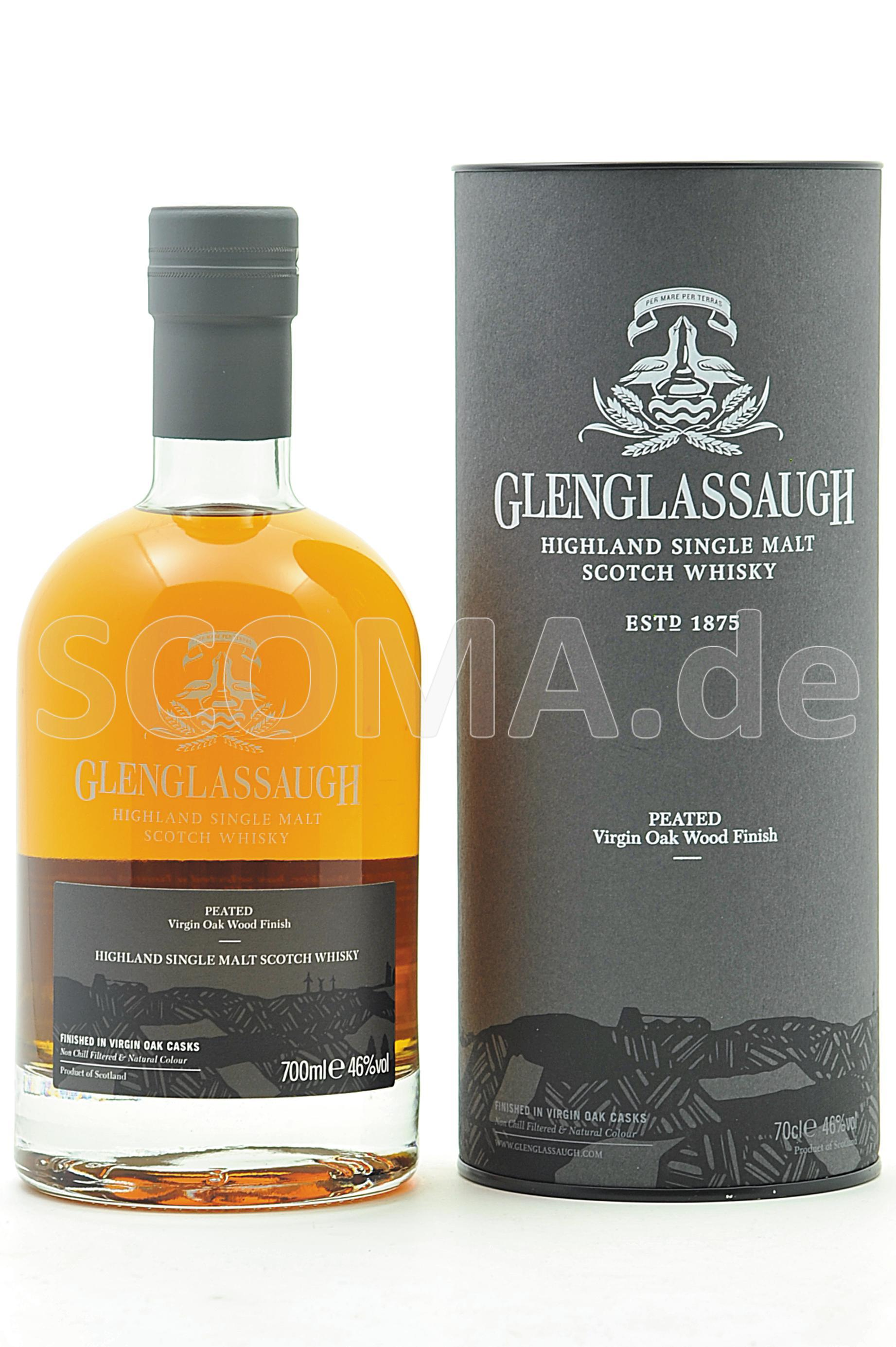 Glenglassaugh Virgin Oak Wood ...