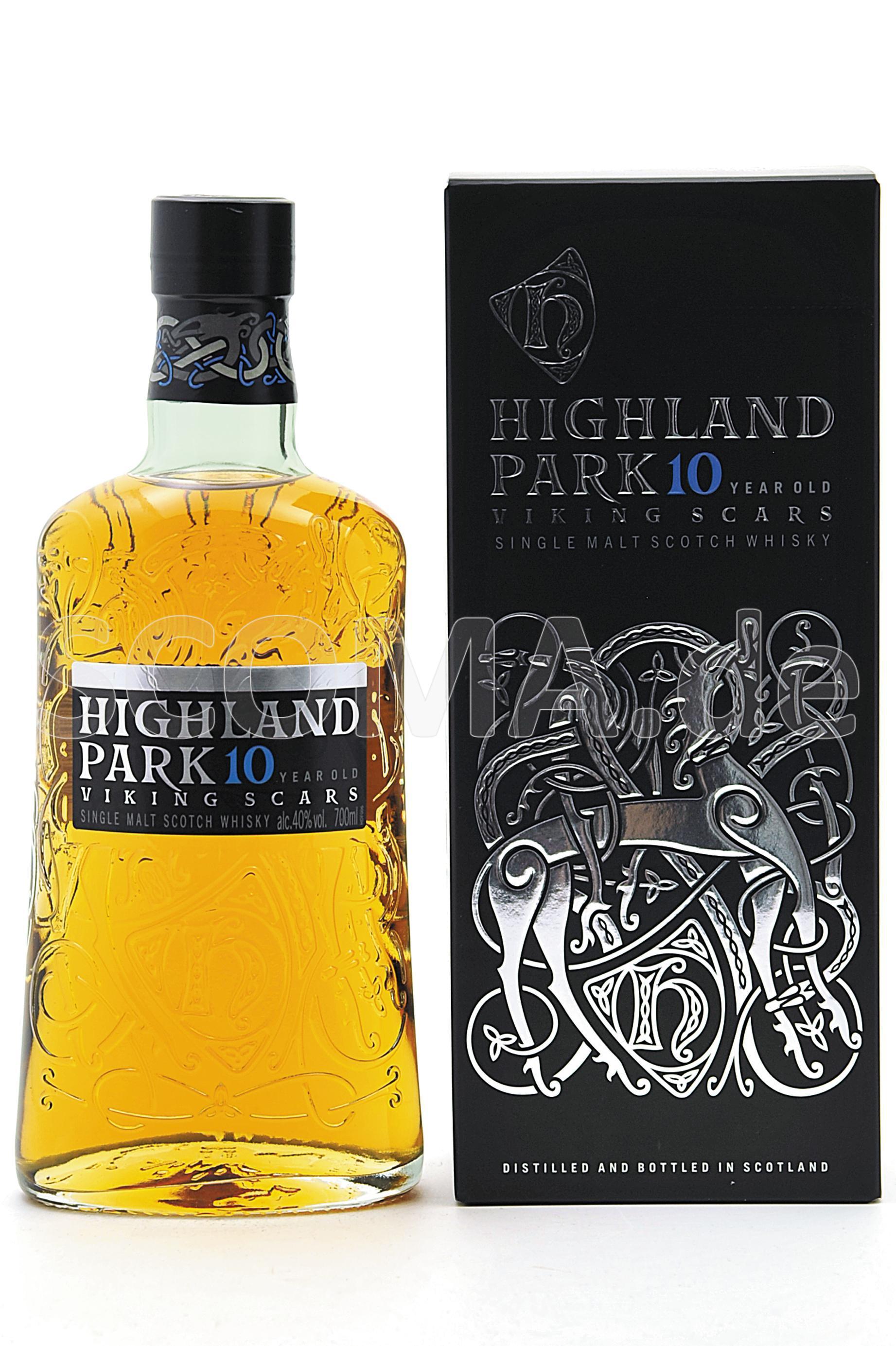 Highland Park 10 Jahre
