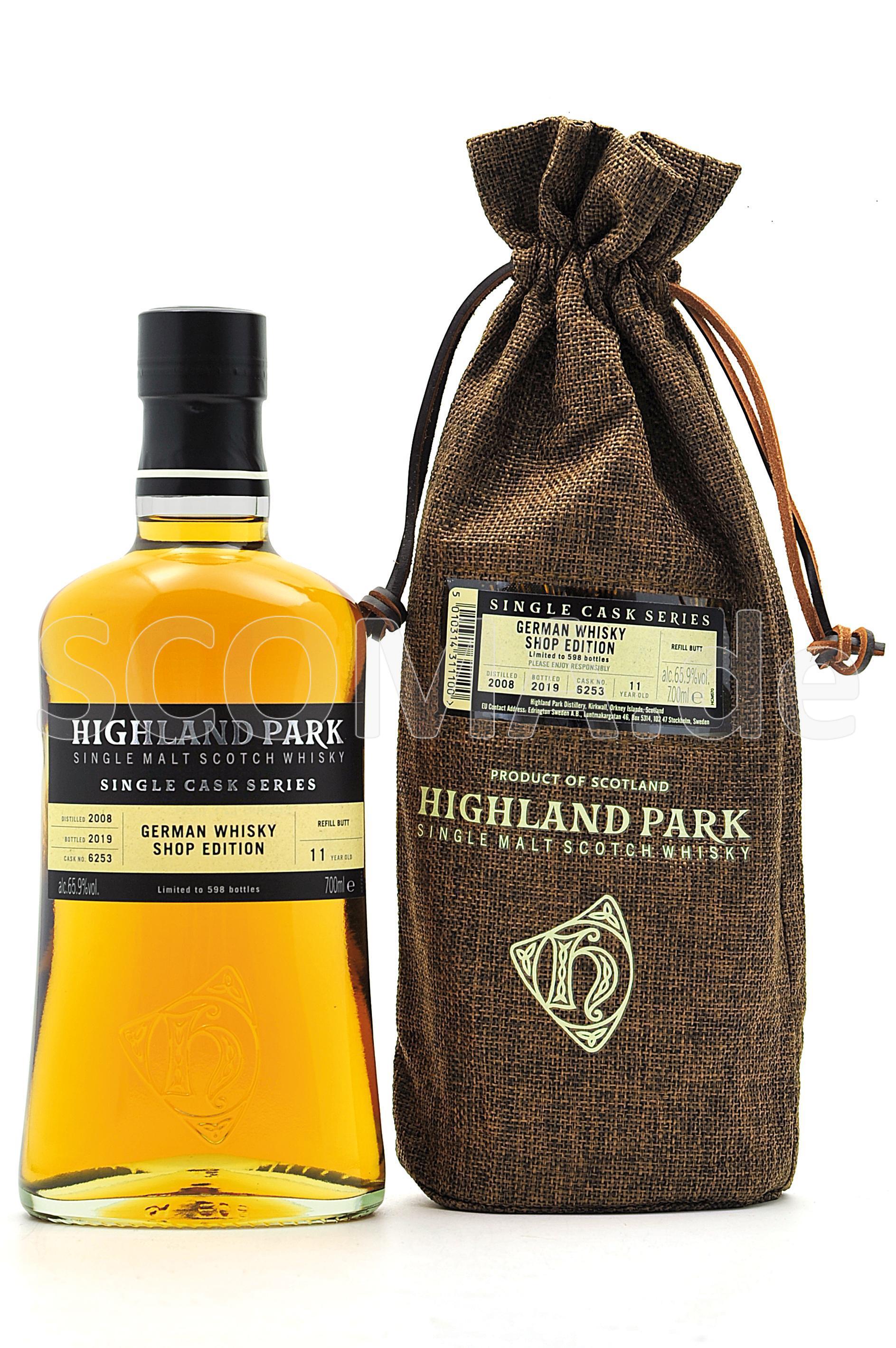 Highland Park 11 Jahre 2008 Ge...