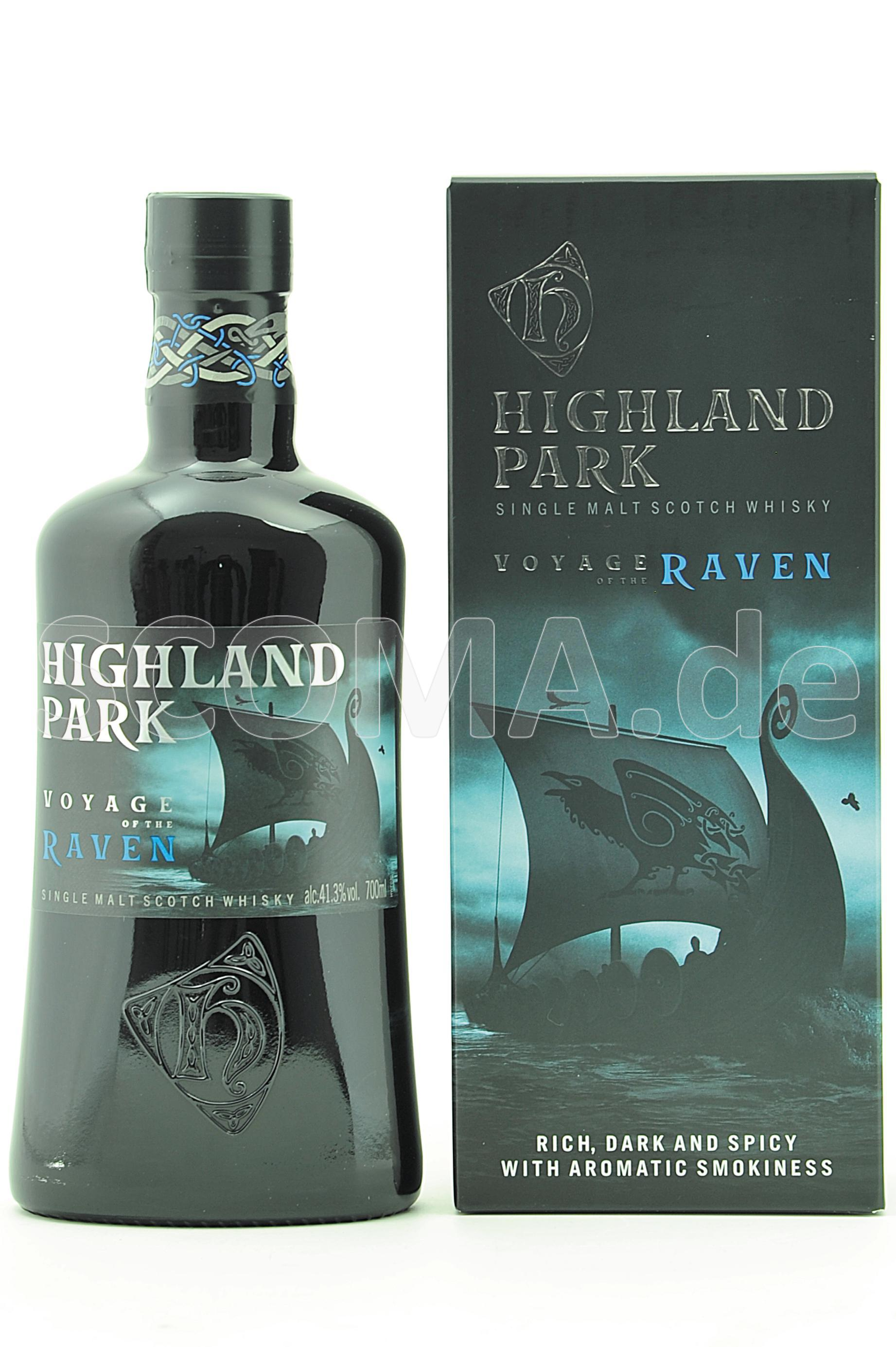Highland Park Voyage of the Ra...
