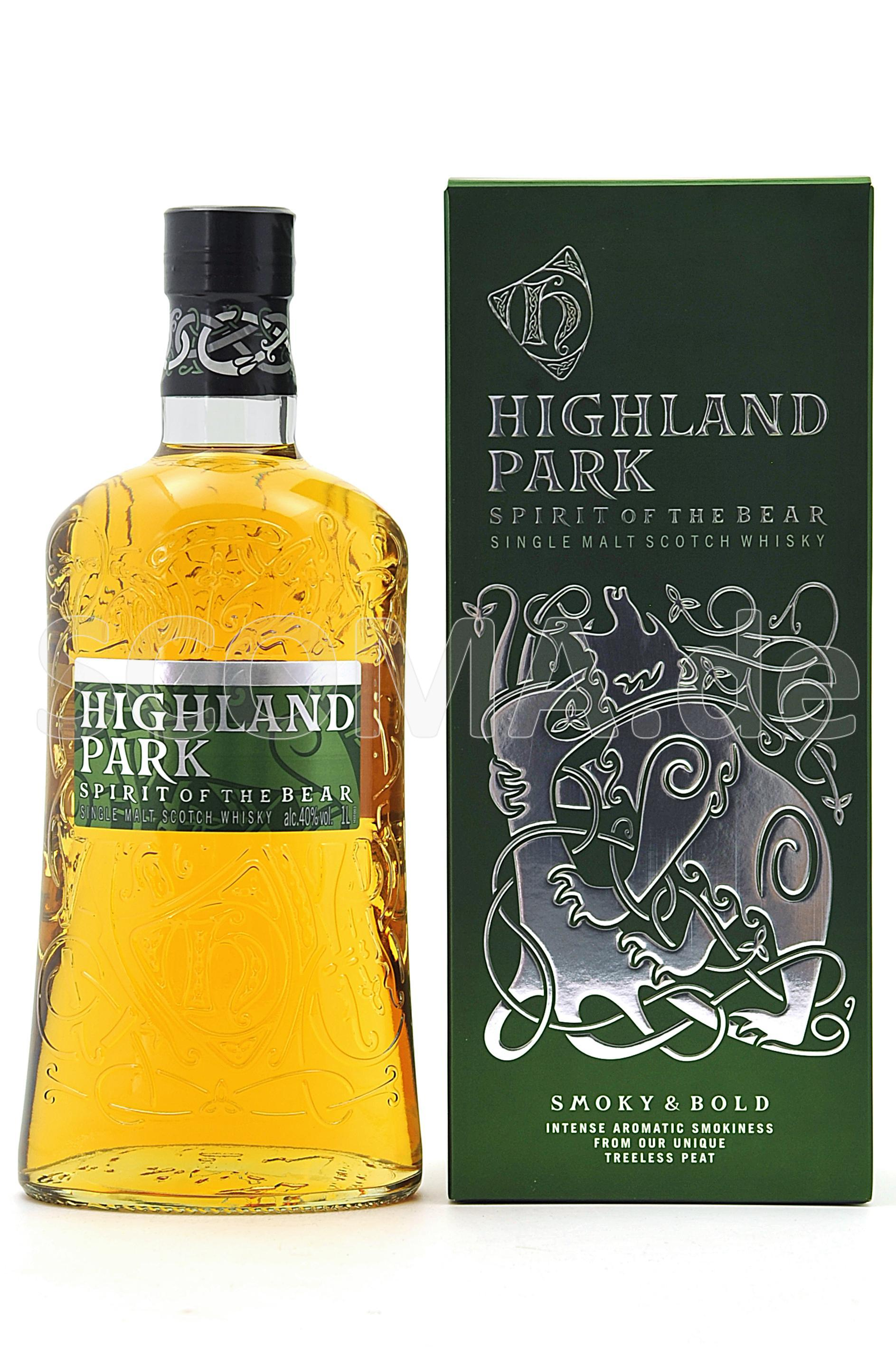 Highland Park Spirit of the Be...