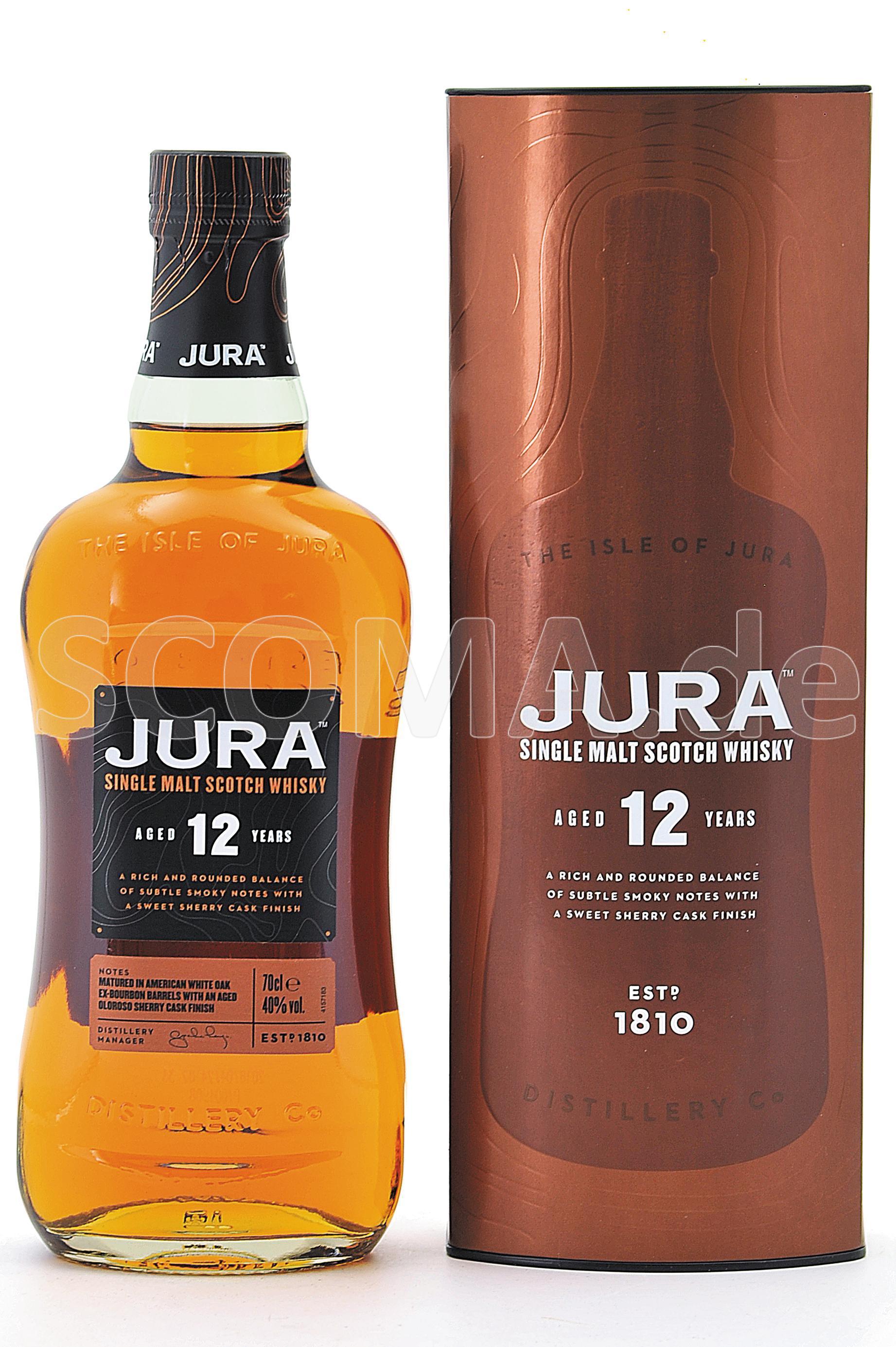 Jura 12 Jahre - neue Edition