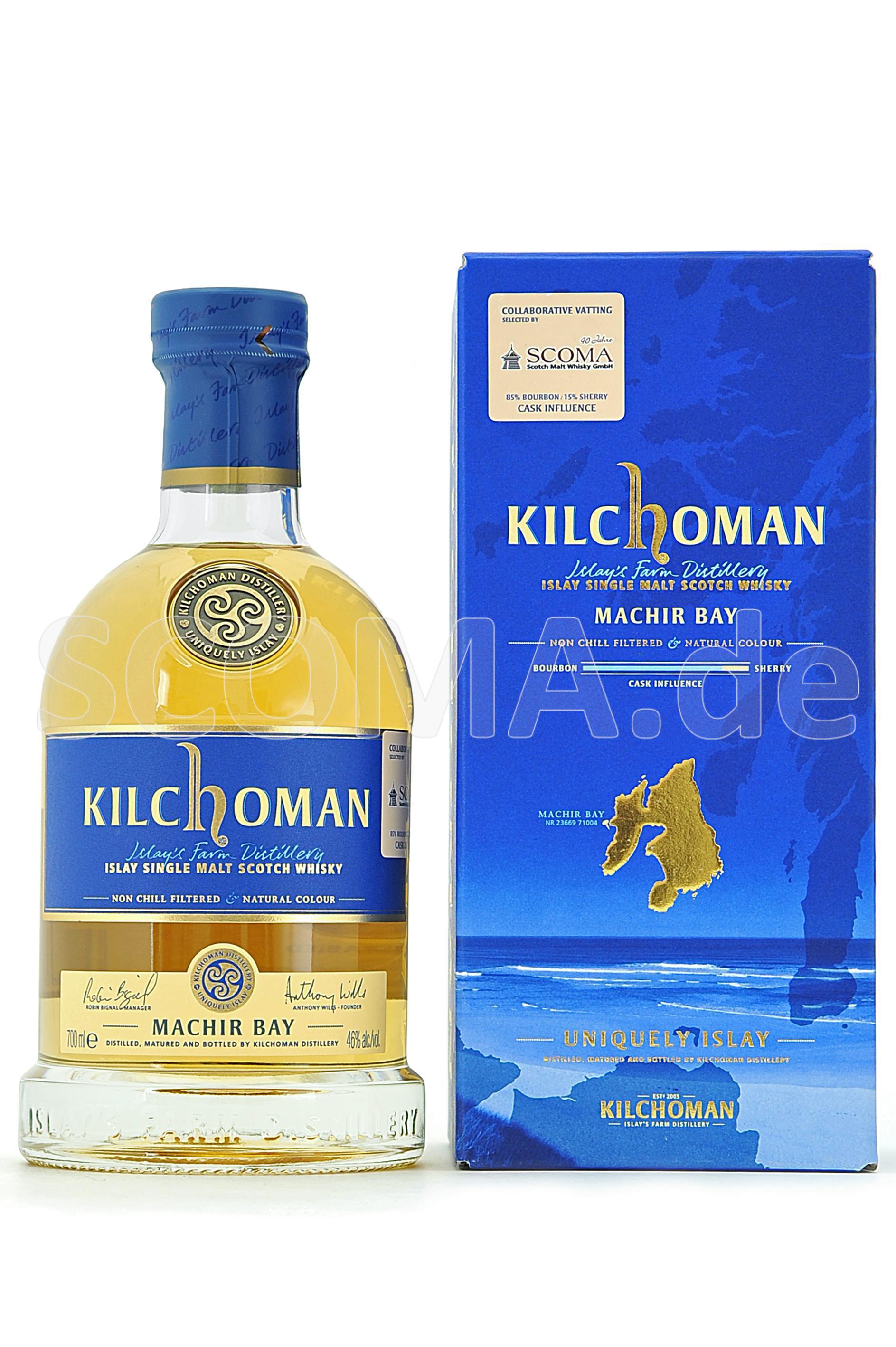 Kilchoman Machir Bay Collabora...
