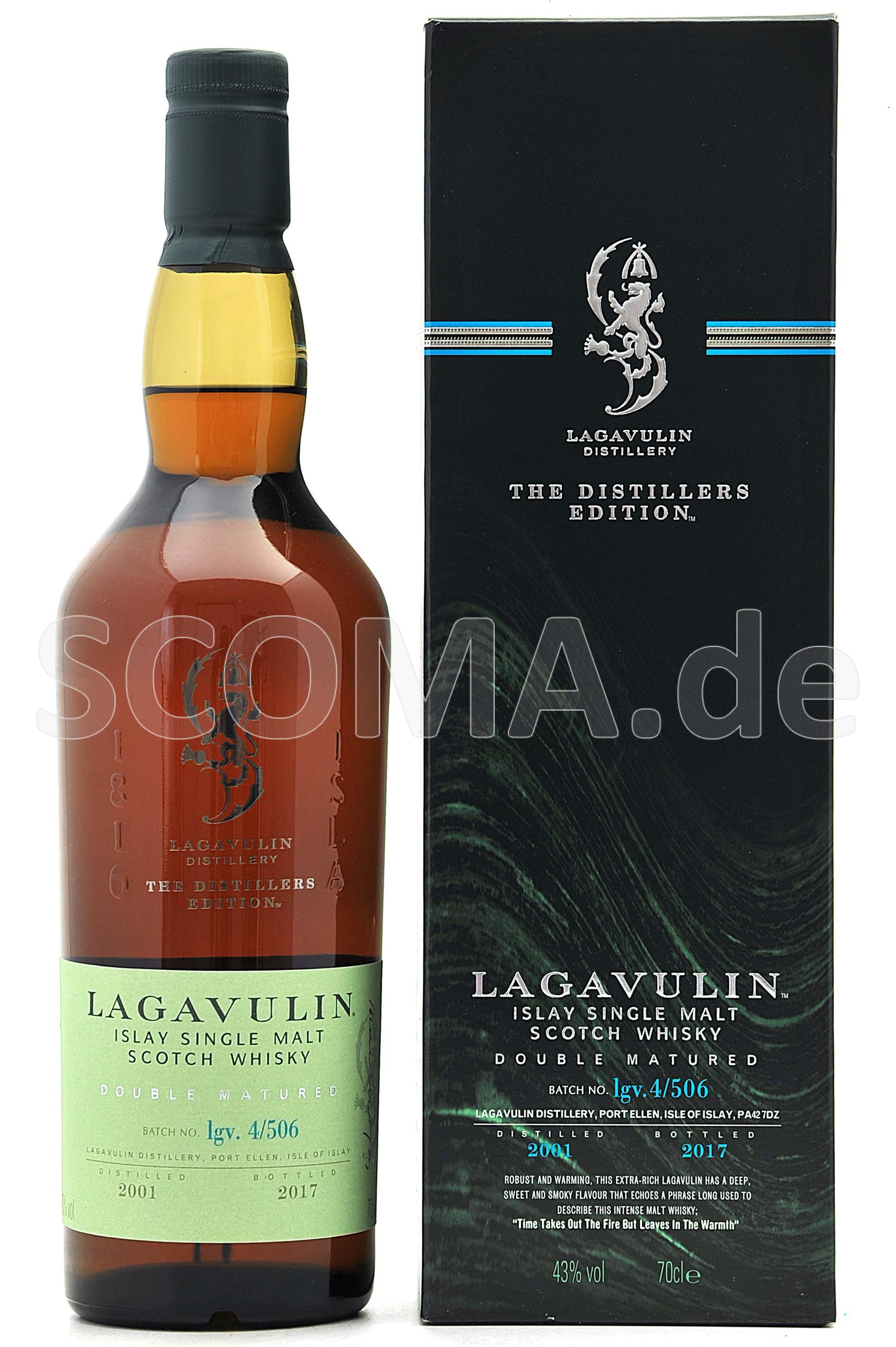 Lagavulin Distillers Edition 2...