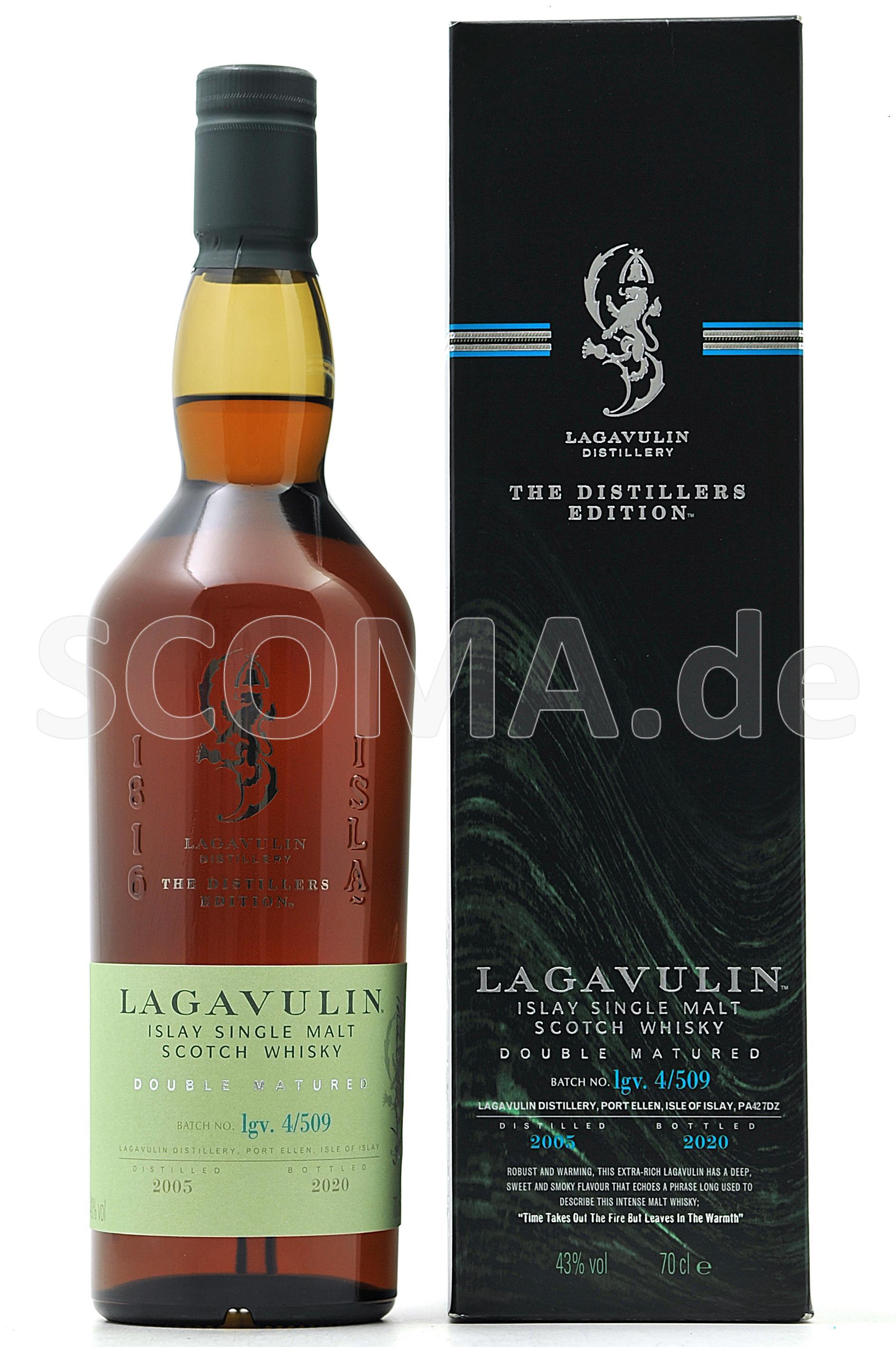 Lagavulin 2005/2020 Distillers...