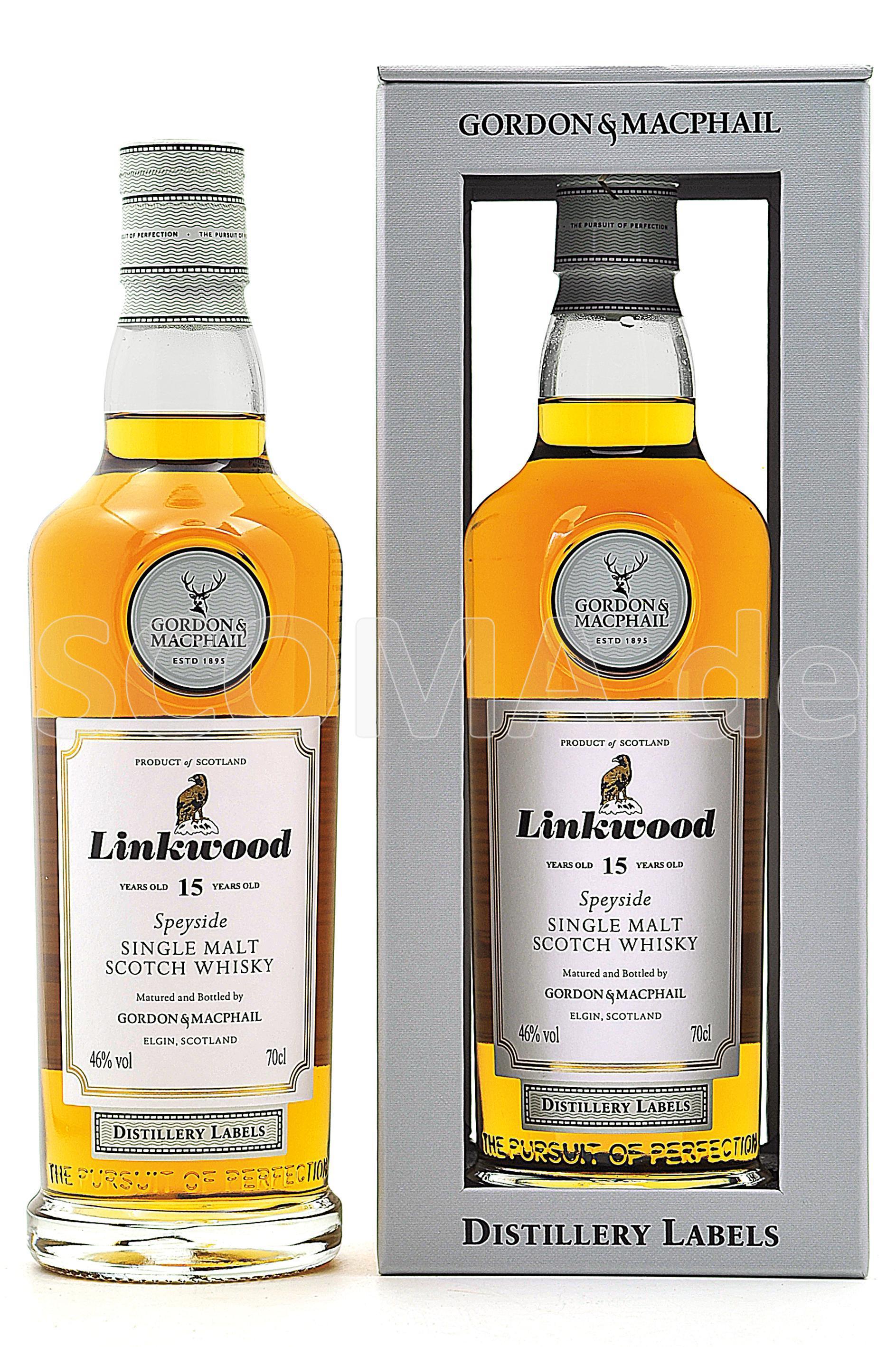 Linkwood NEW RANGE 15 Jahre