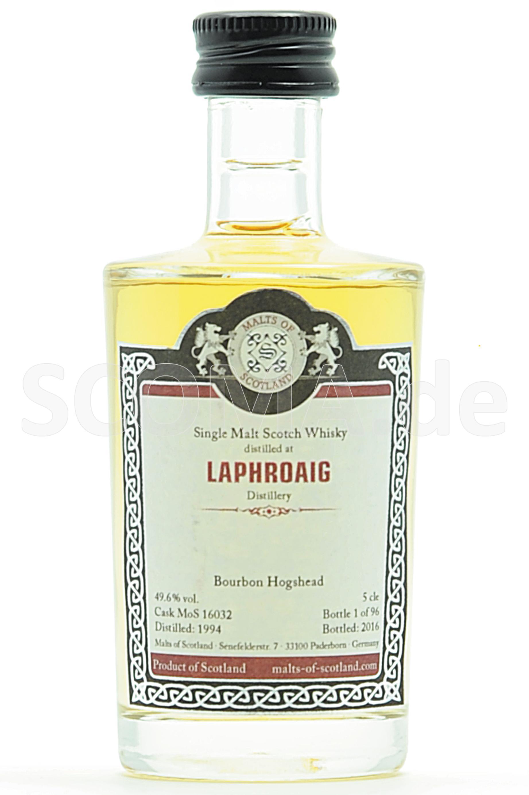 Laphroaig 1994/2016