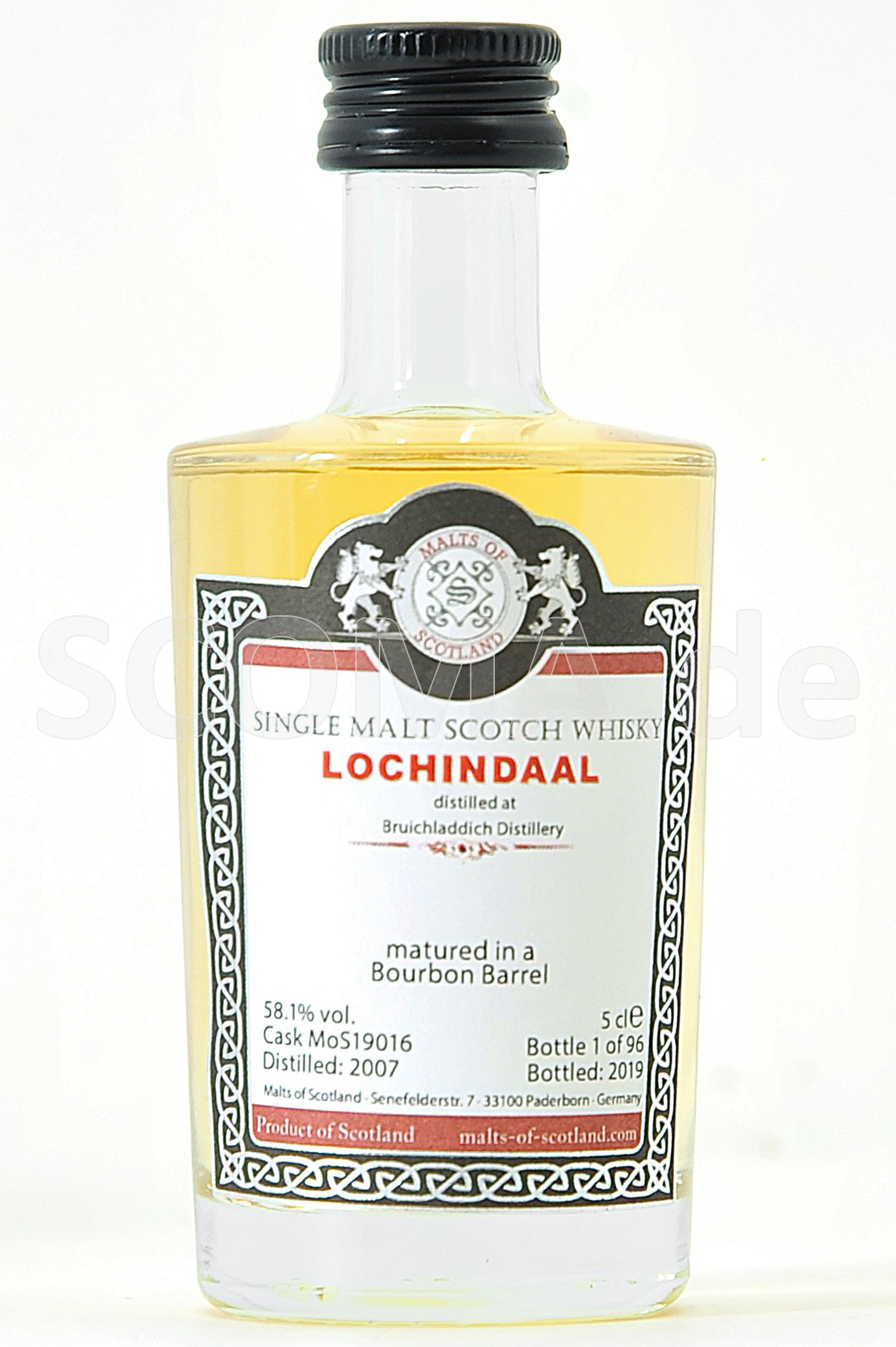 Lochindaal 2007/2019 Bourbon C...