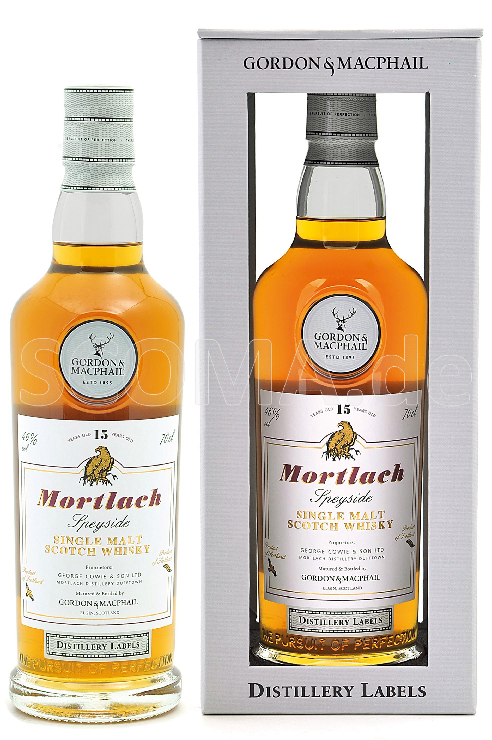 Mortlach 15 Jahre Single Malt ...