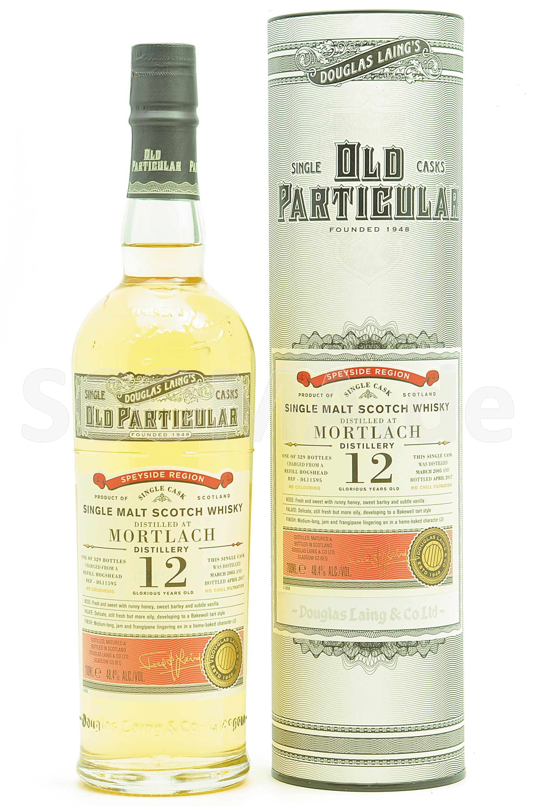 Mortlach Old Particular 2005/2...