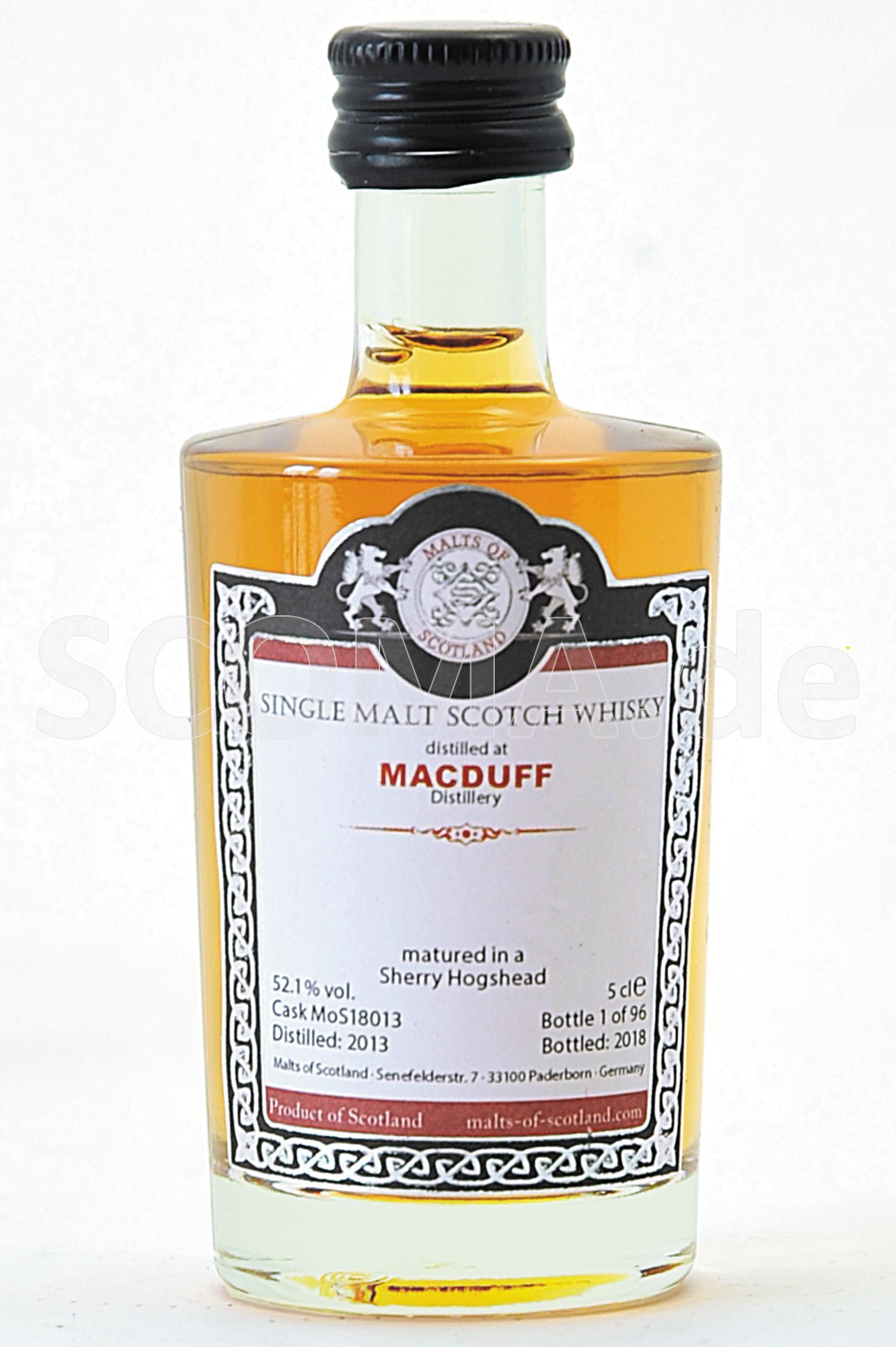 Macduff 2013/2018 Sherry Cask