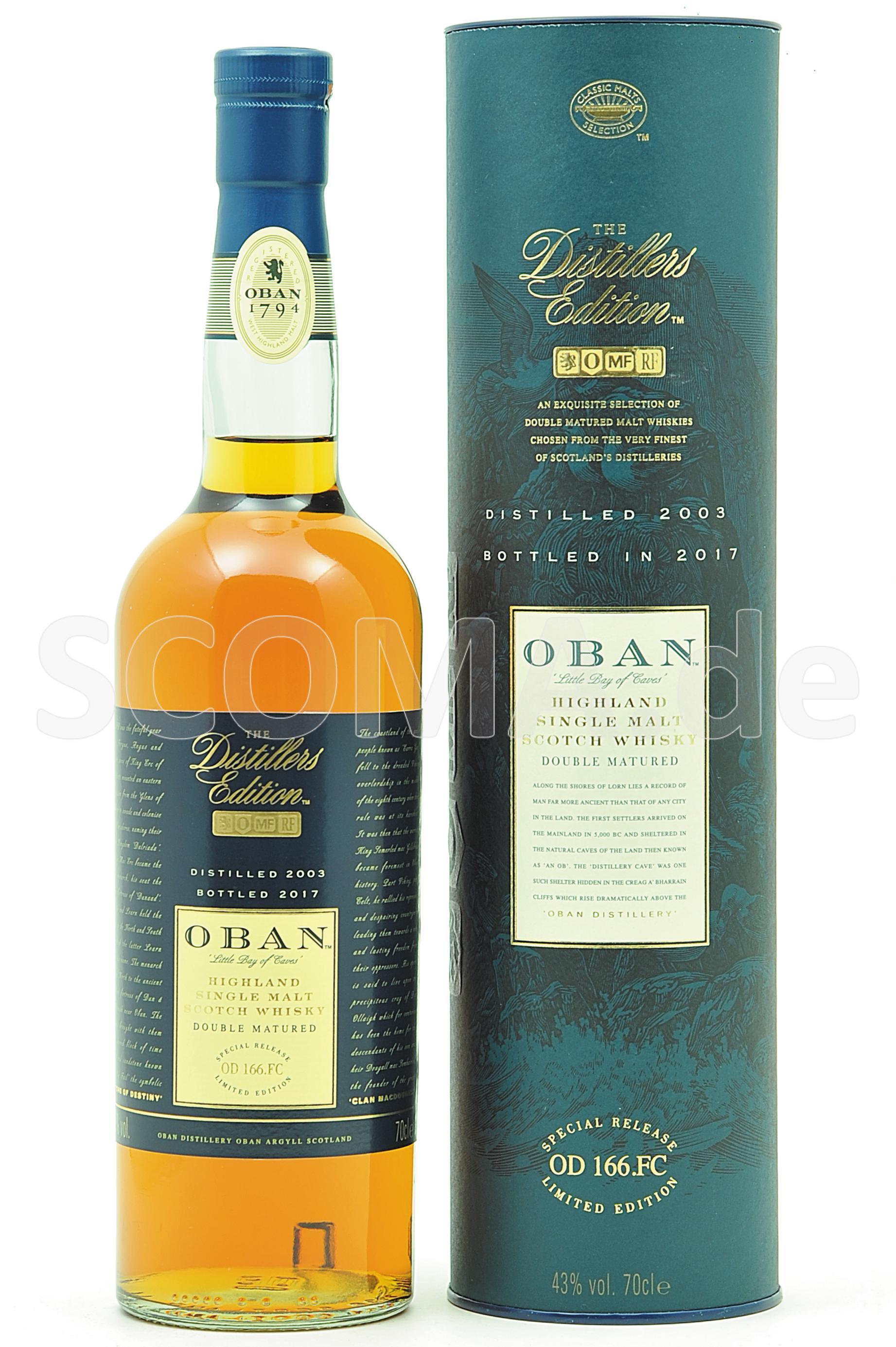 Oban 2003/2017 Distillers Edit...