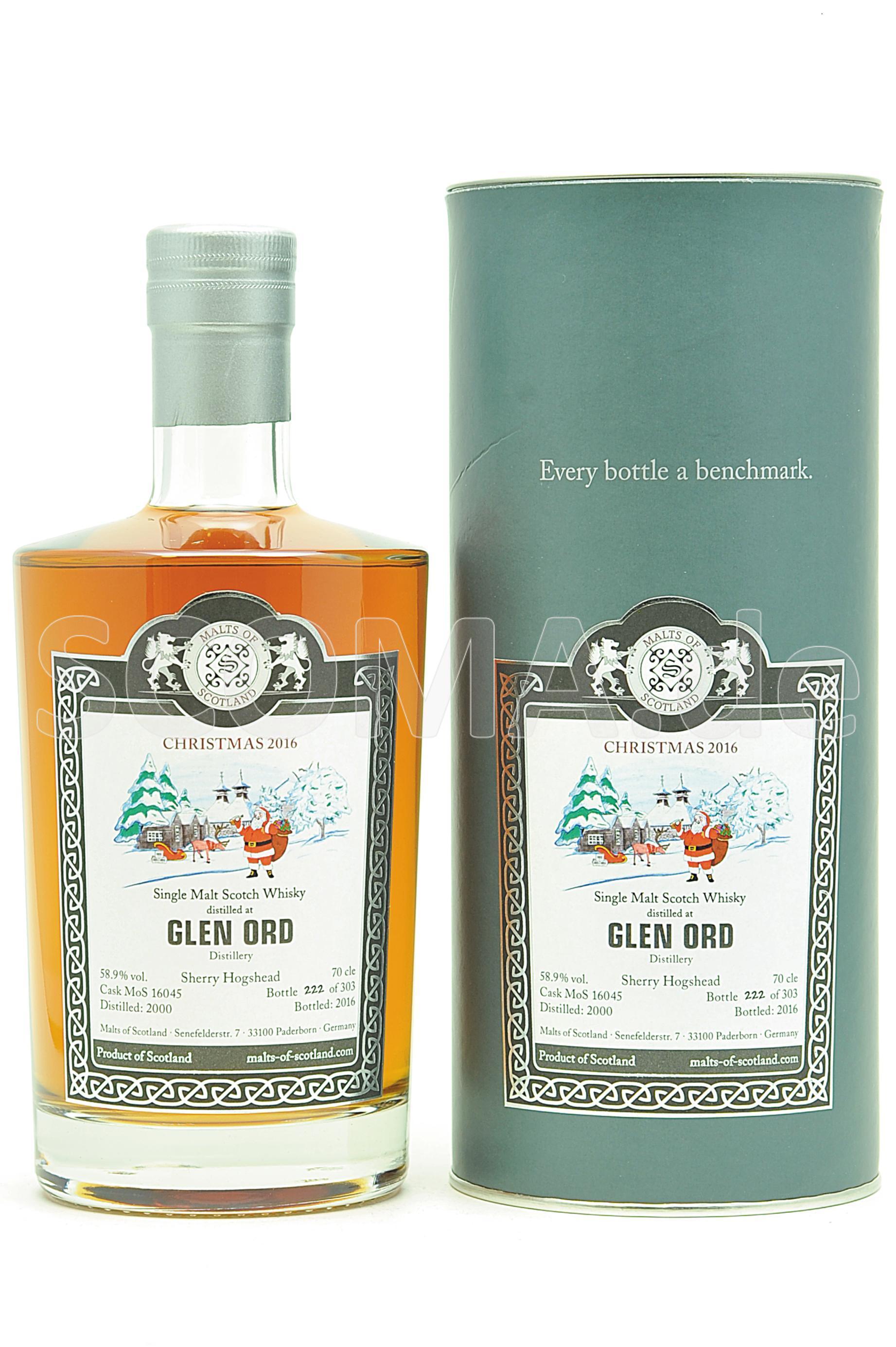Glen Ord 2000 Sherry Cask - Ch...