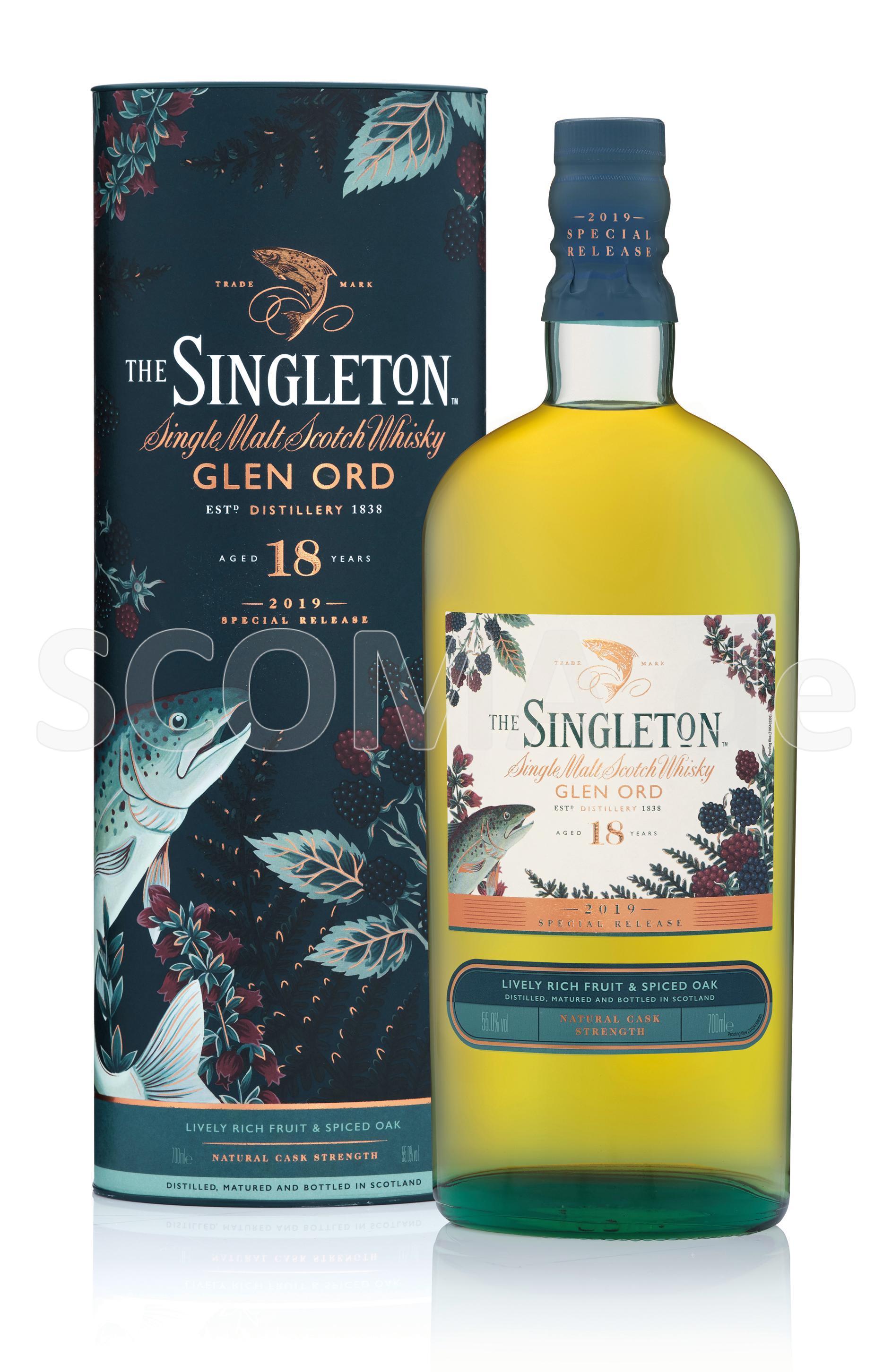 The Singleton of Glen Ord 18 y...