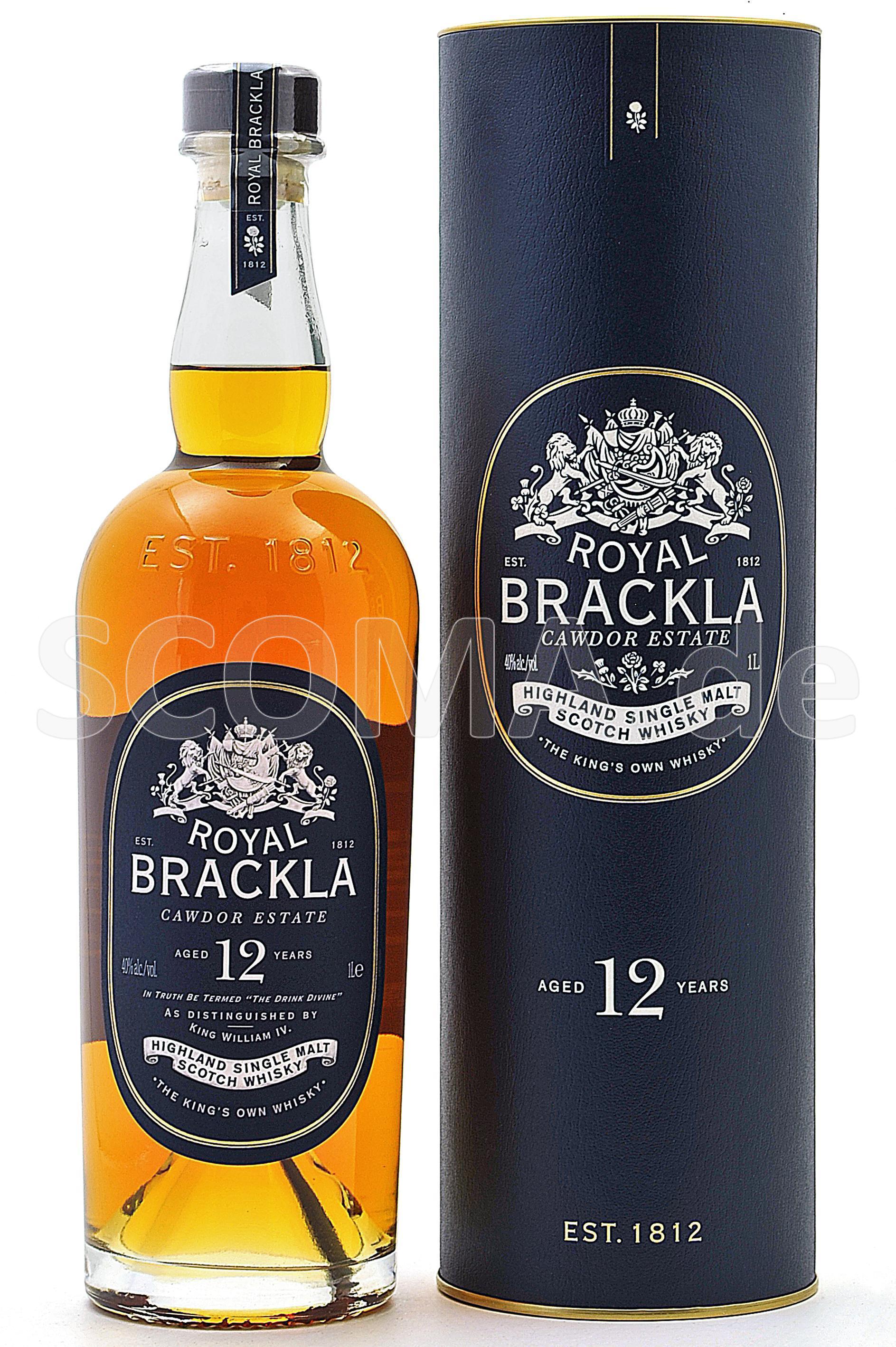 Royal Brackla 12 Jahre