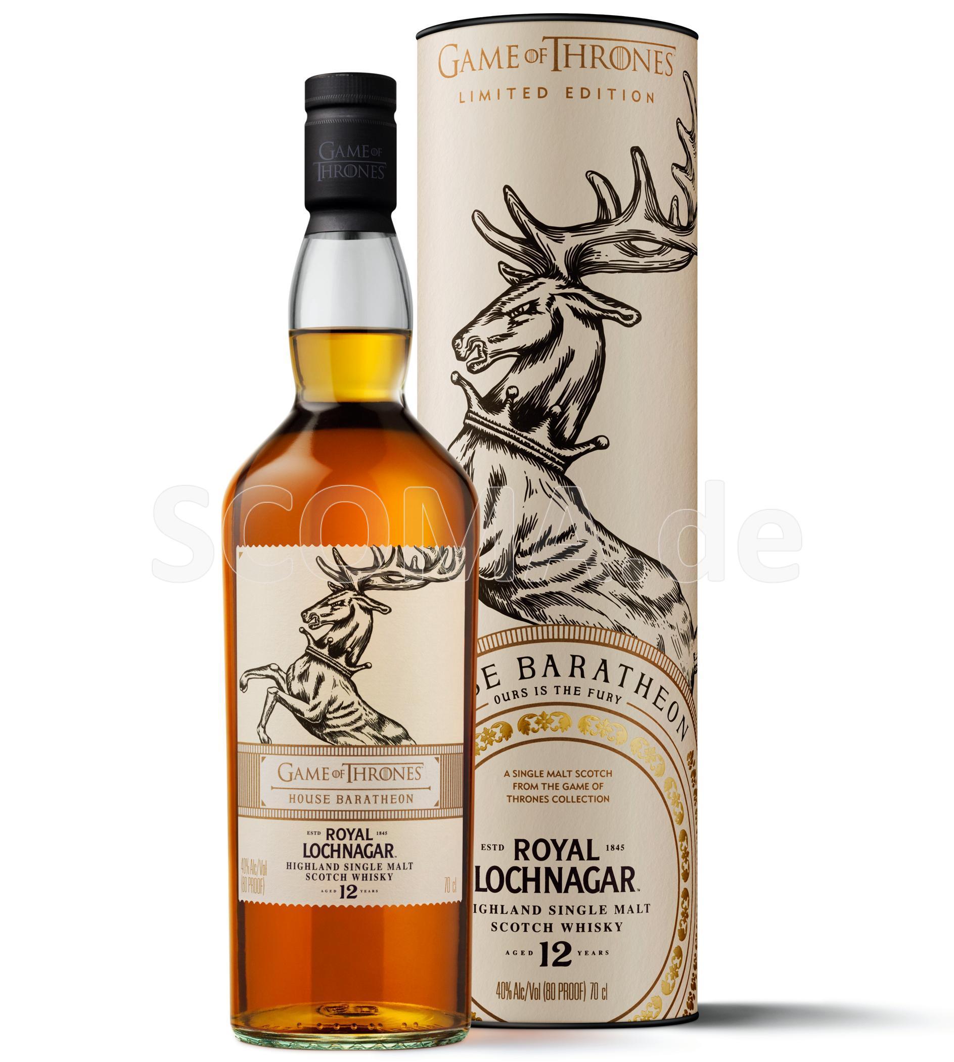 Royal Lochnagar 12 Jahre - Gam...