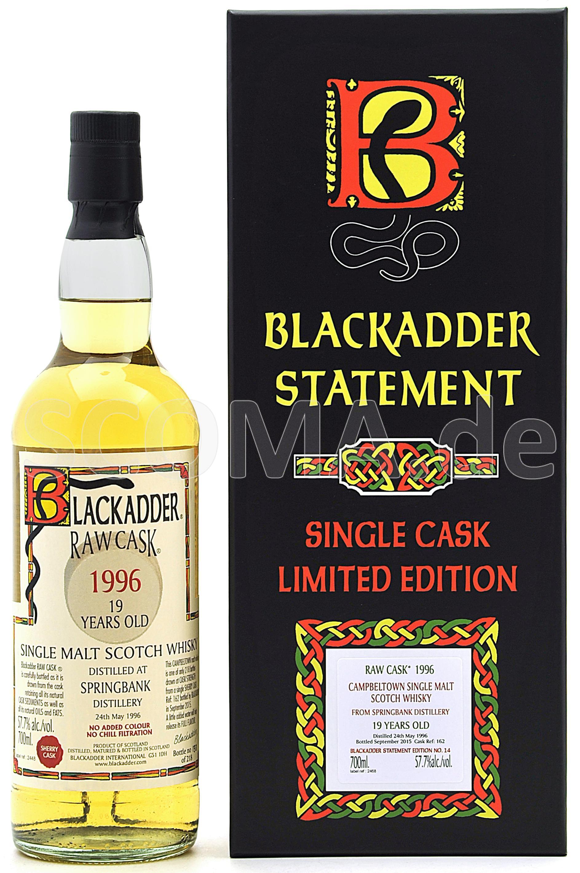 Springbank Sherry Cask 1996/20...
