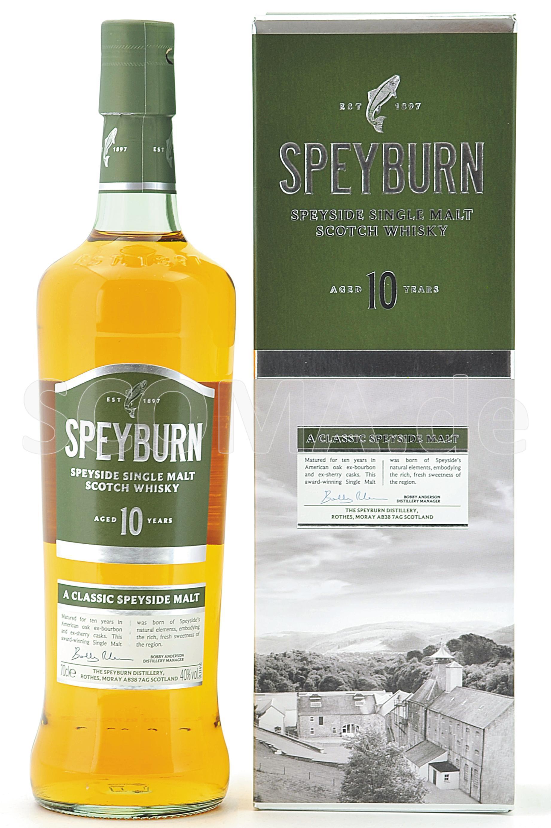 Speyburn 10 years
